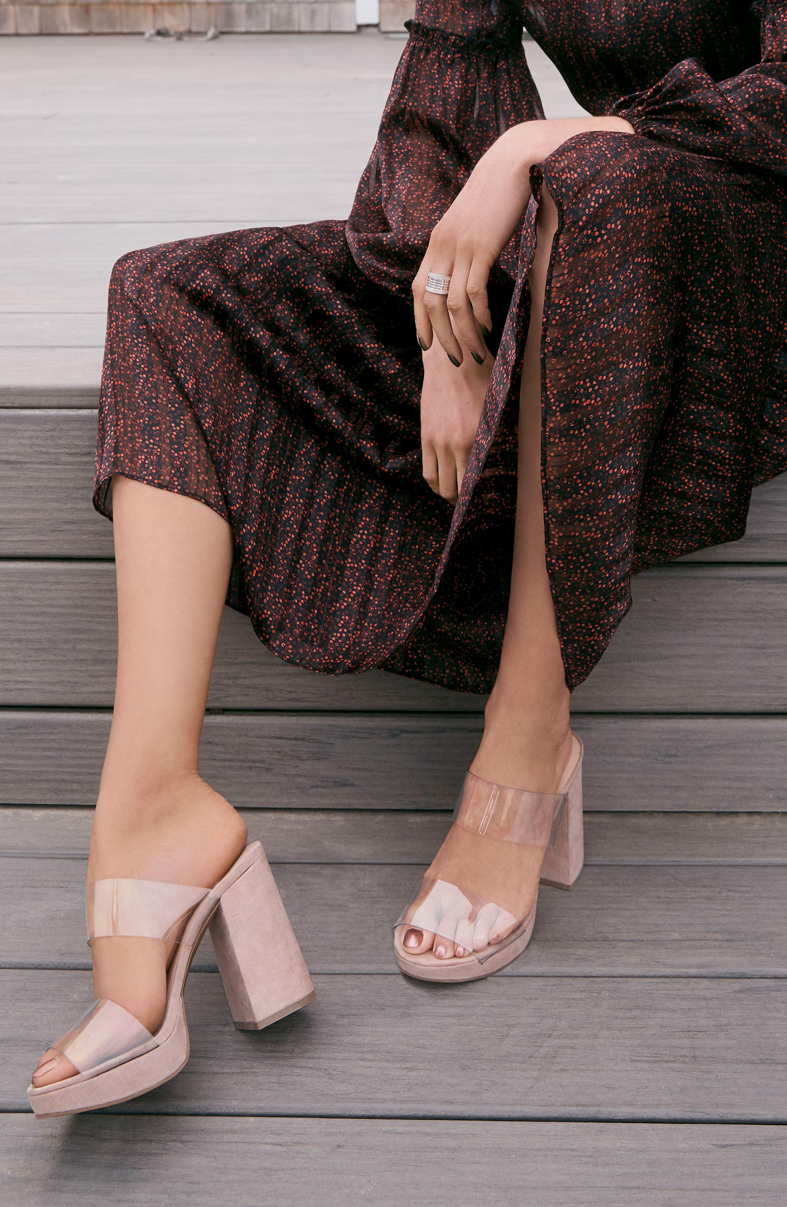 Sophia Platform Sandal,                             Alternate thumbnail 3, color,