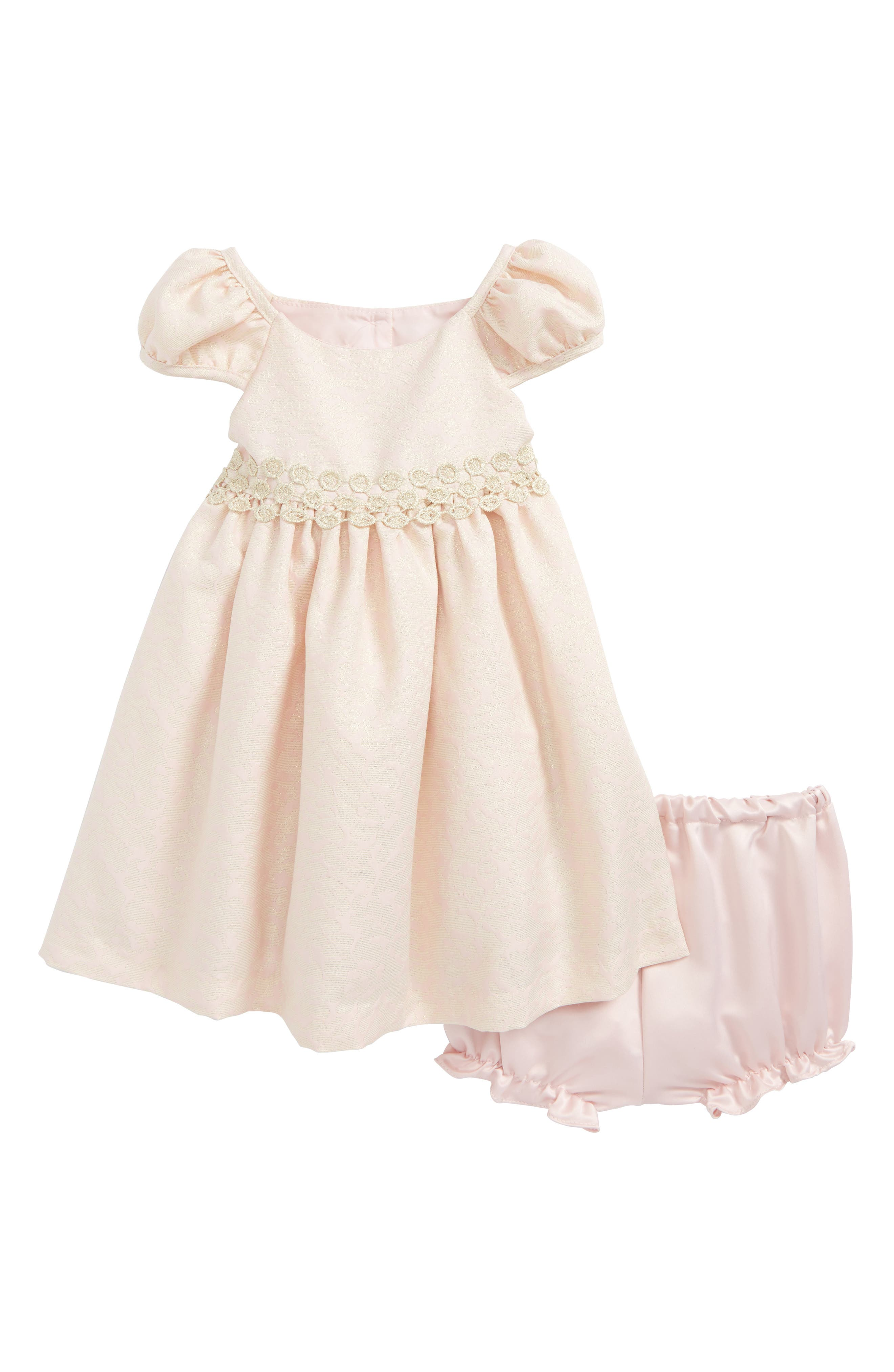 Why is dr bailey baby white dresses