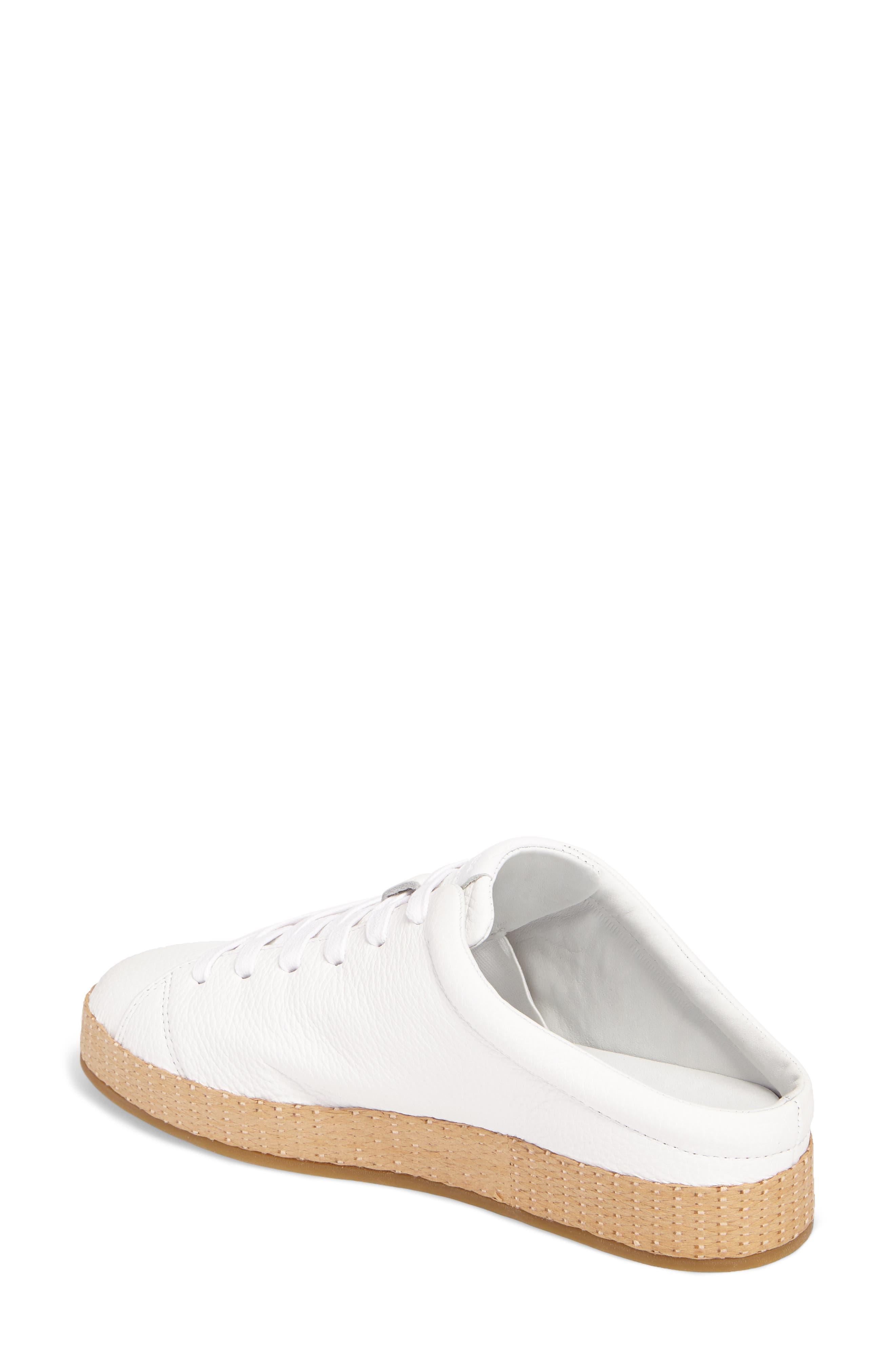 RB1 Slip-On Sneaker,                             Alternate thumbnail 2, color,                             White