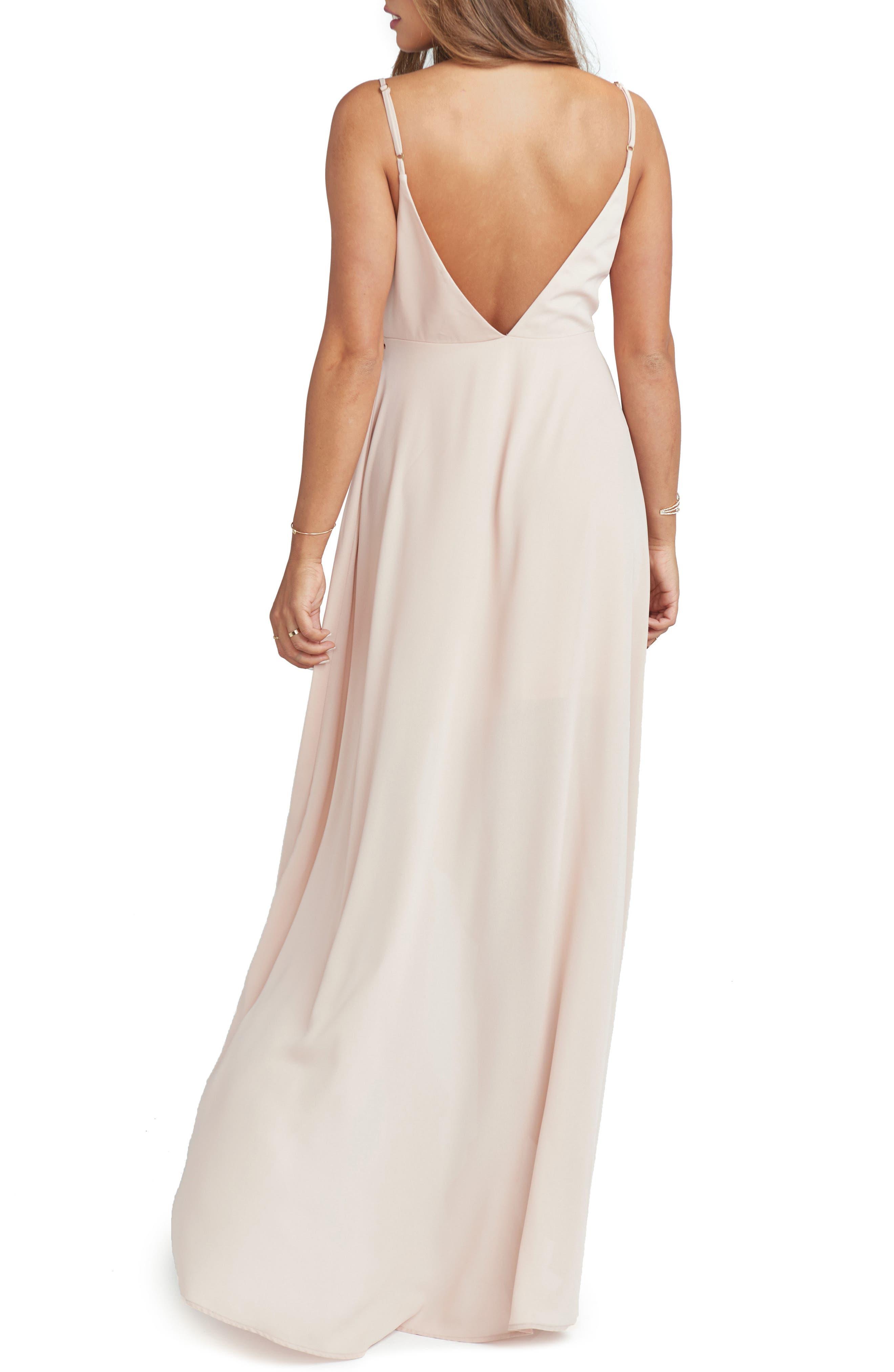 Alternate Image 2  - Show Me Your Mumu Mariah Wrap Maxi Dress