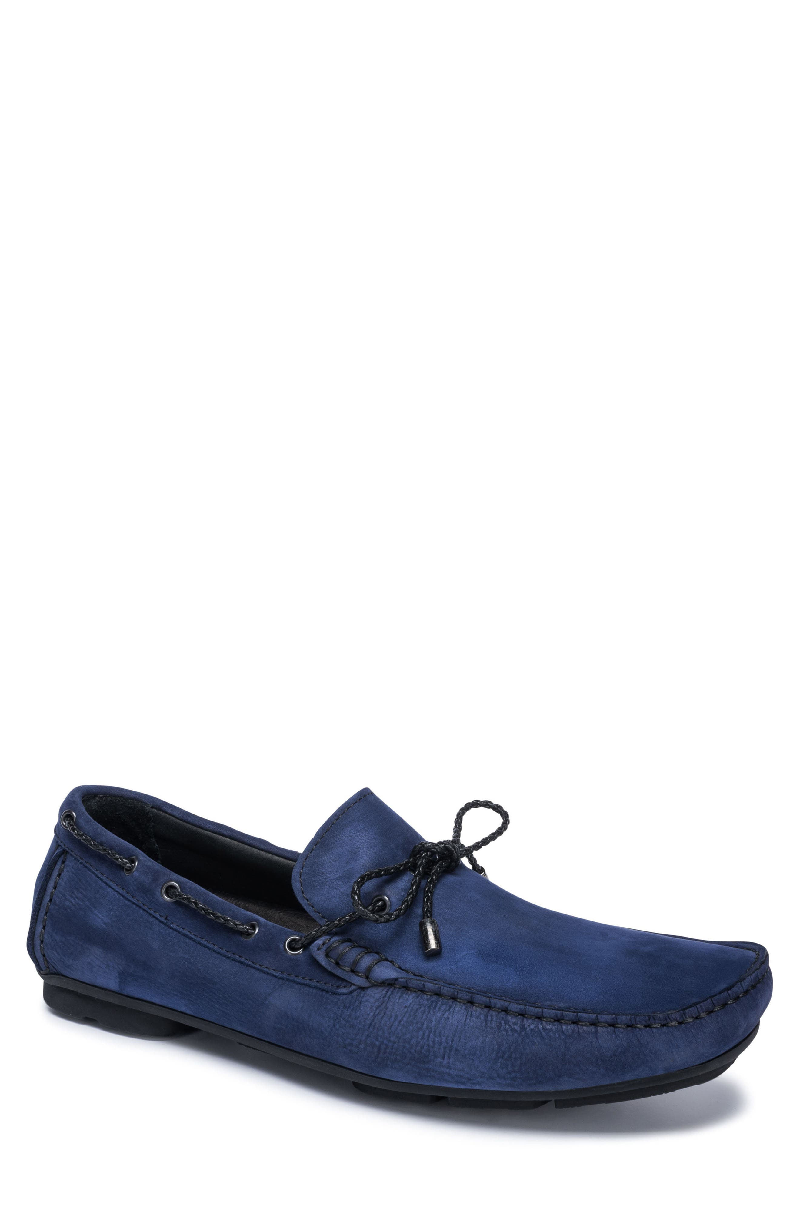 Alternate Image 1 Selected - Bugatchi Napoli Driving Shoe (Men)