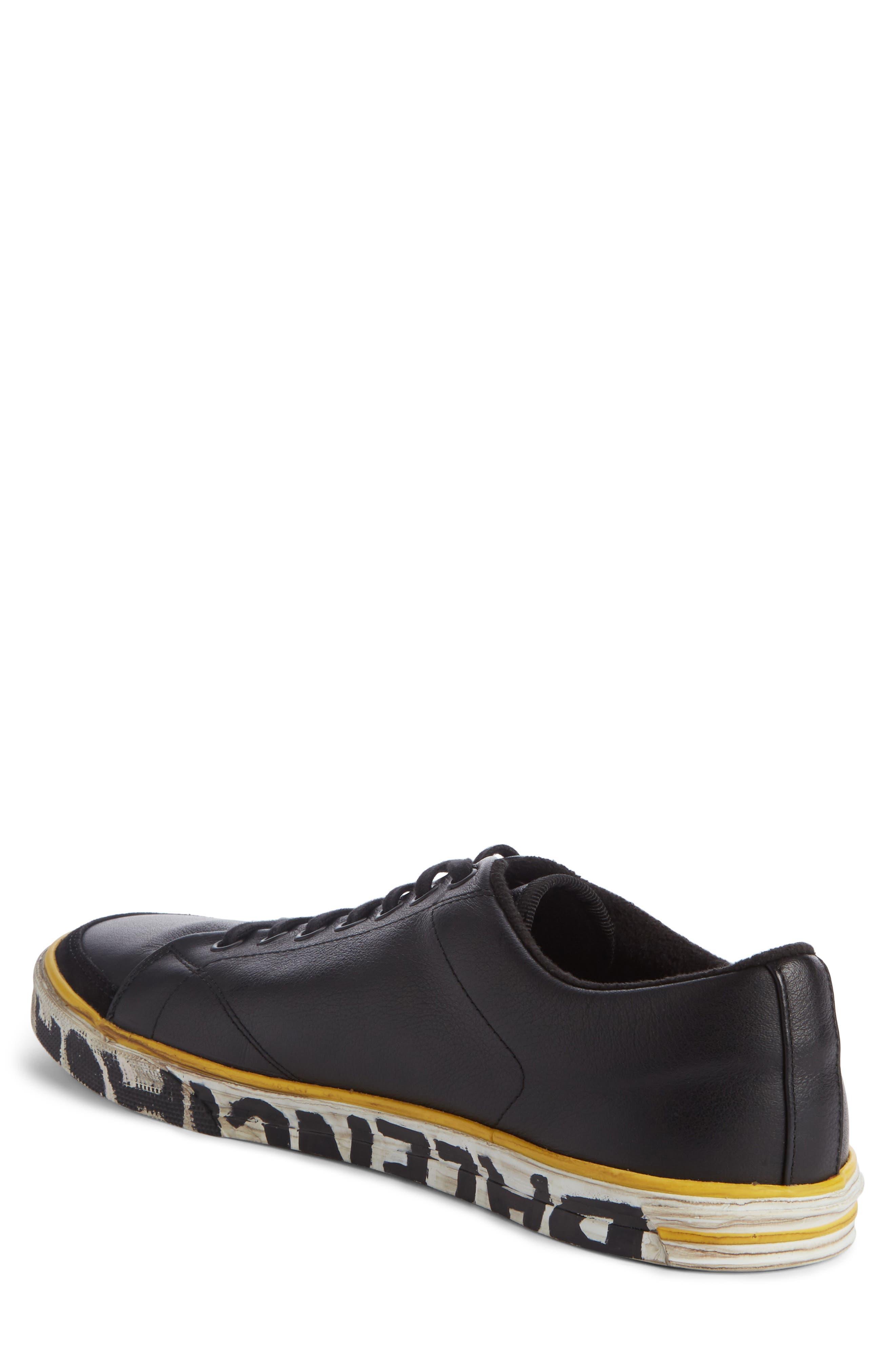 Alternate Image 2  - Balenciaga Logo Sole Sneaker (Men)