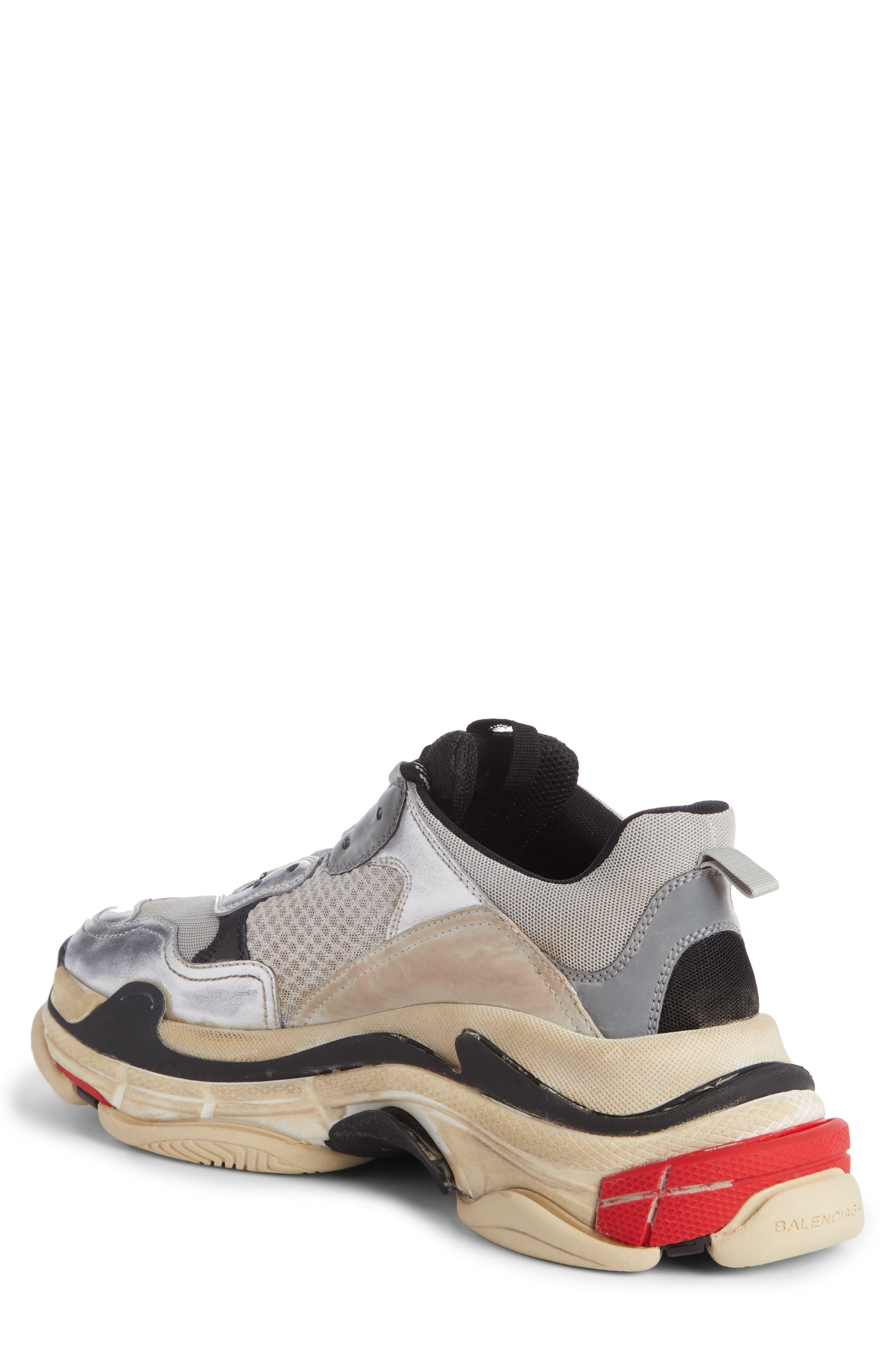 Alternate Image 2  - Balenciaga Triple S Retro Sneaker (Men)