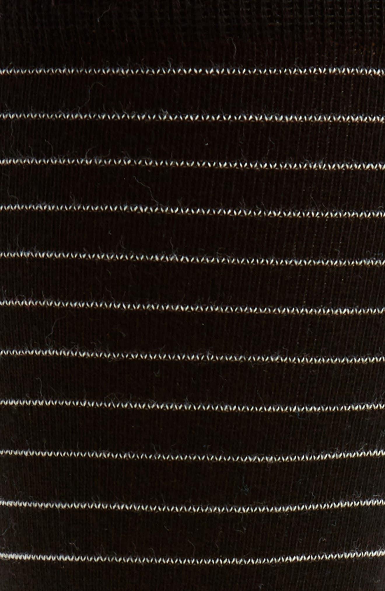 Alternate Image 2  - Happy Socks Thin Stripe Socks