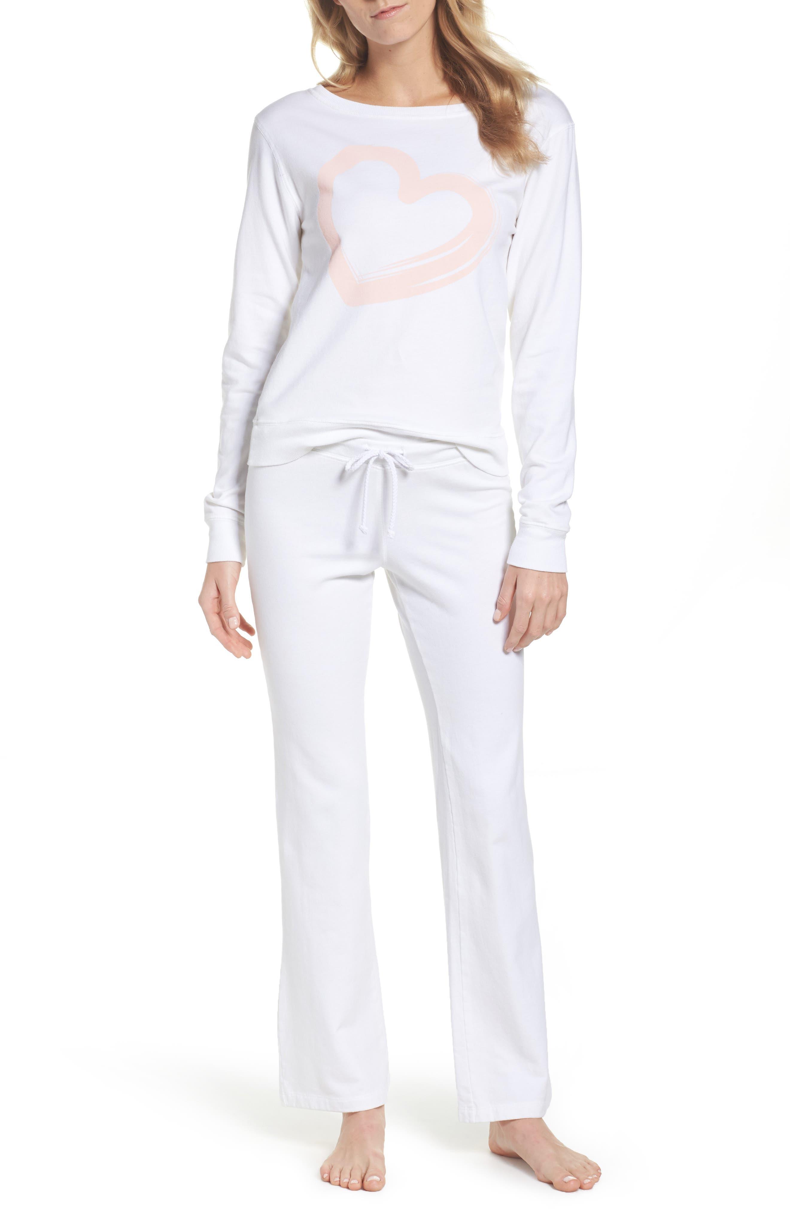Alternate Image 5  - LOVE+GRACE Lordes Fuzzy Fleece Sweatshirt