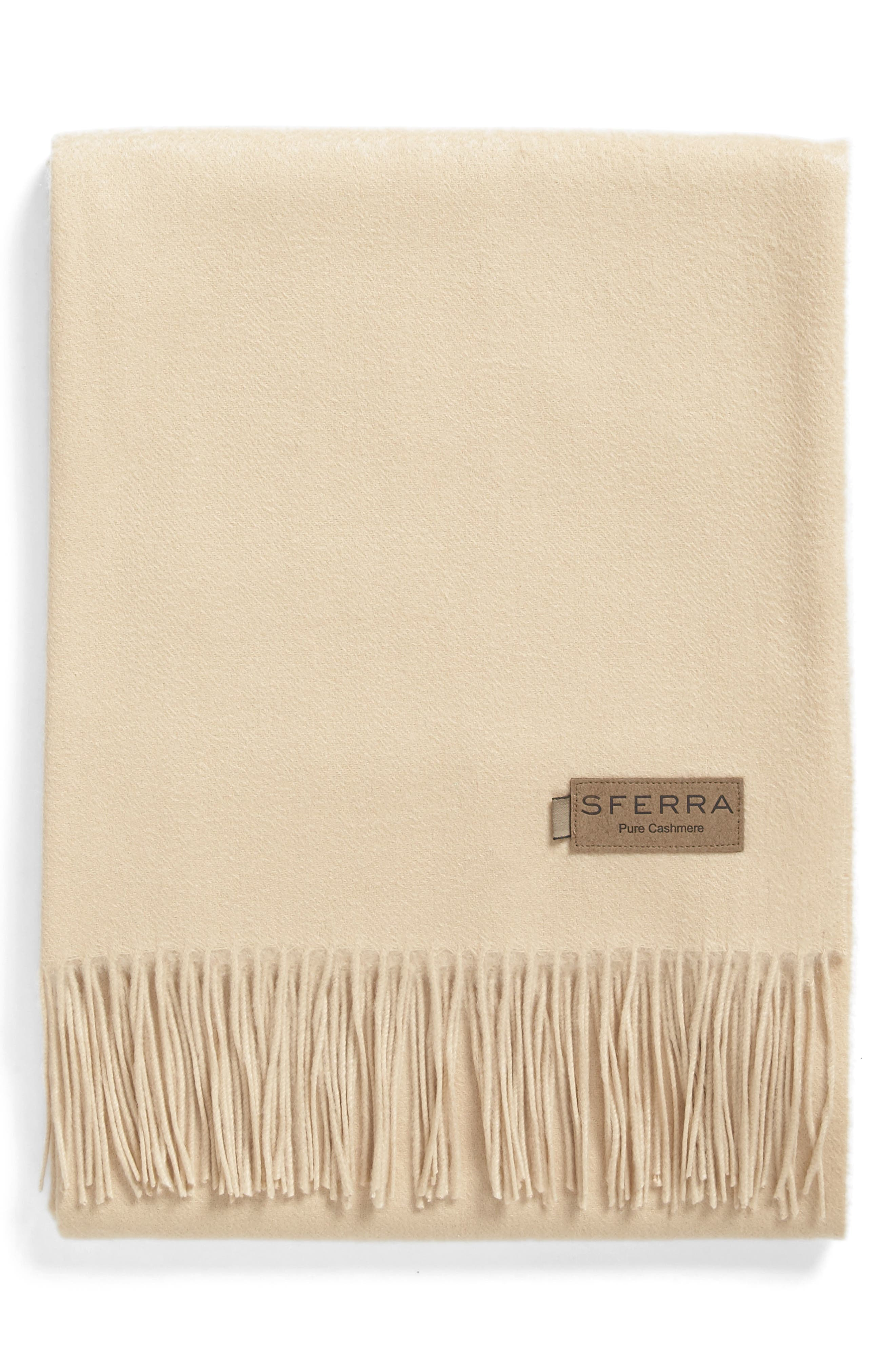 Dorsey Throw,                         Main,                         color, Champagne