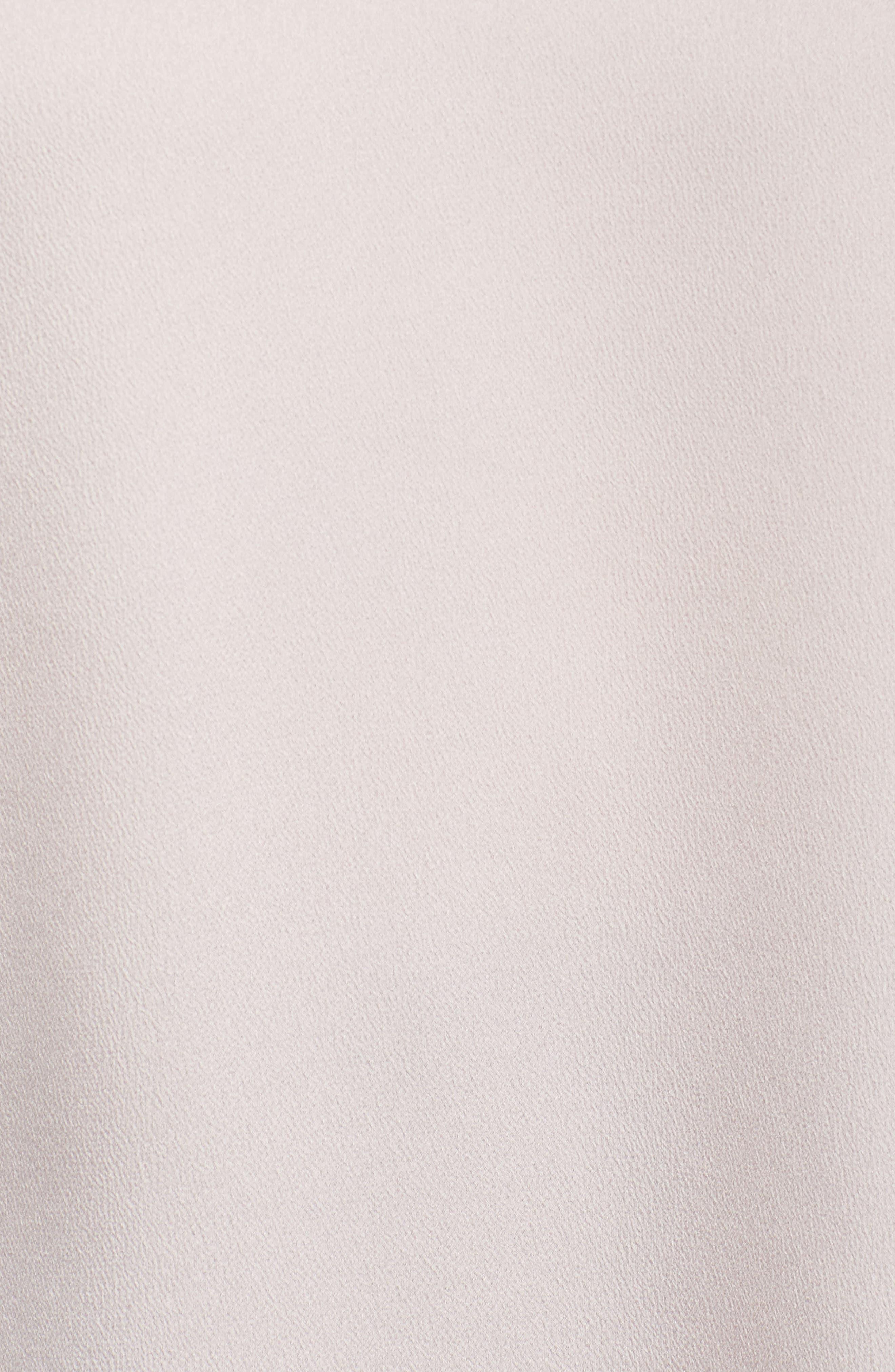 Alternate Image 5  - Vince Camuto Tie Cuff Bubble Sleeve Blouse (Plus Size)
