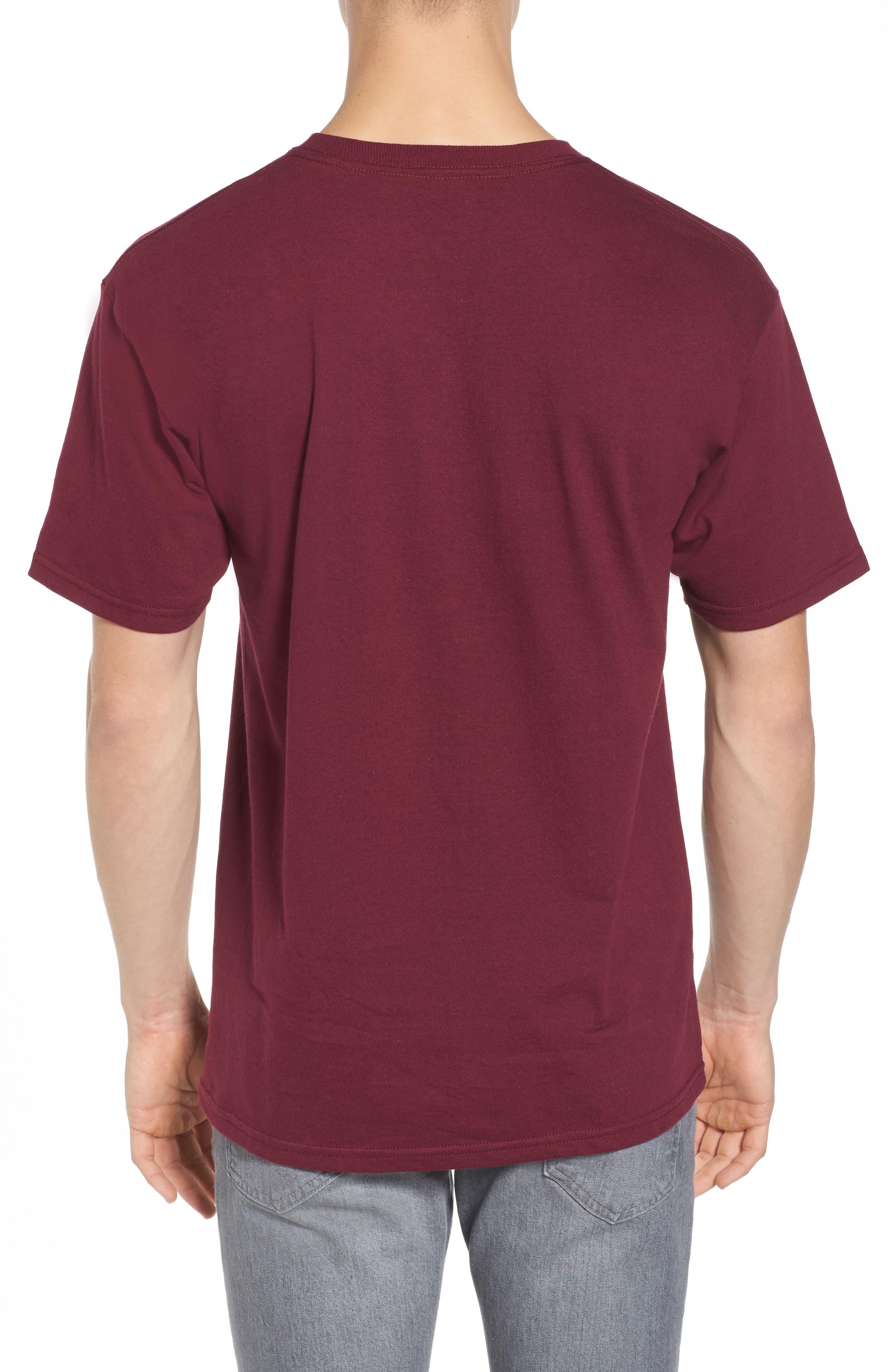 '95 T-Shirt,                             Alternate thumbnail 2, color,                             Navy/ Silver Birch/ White