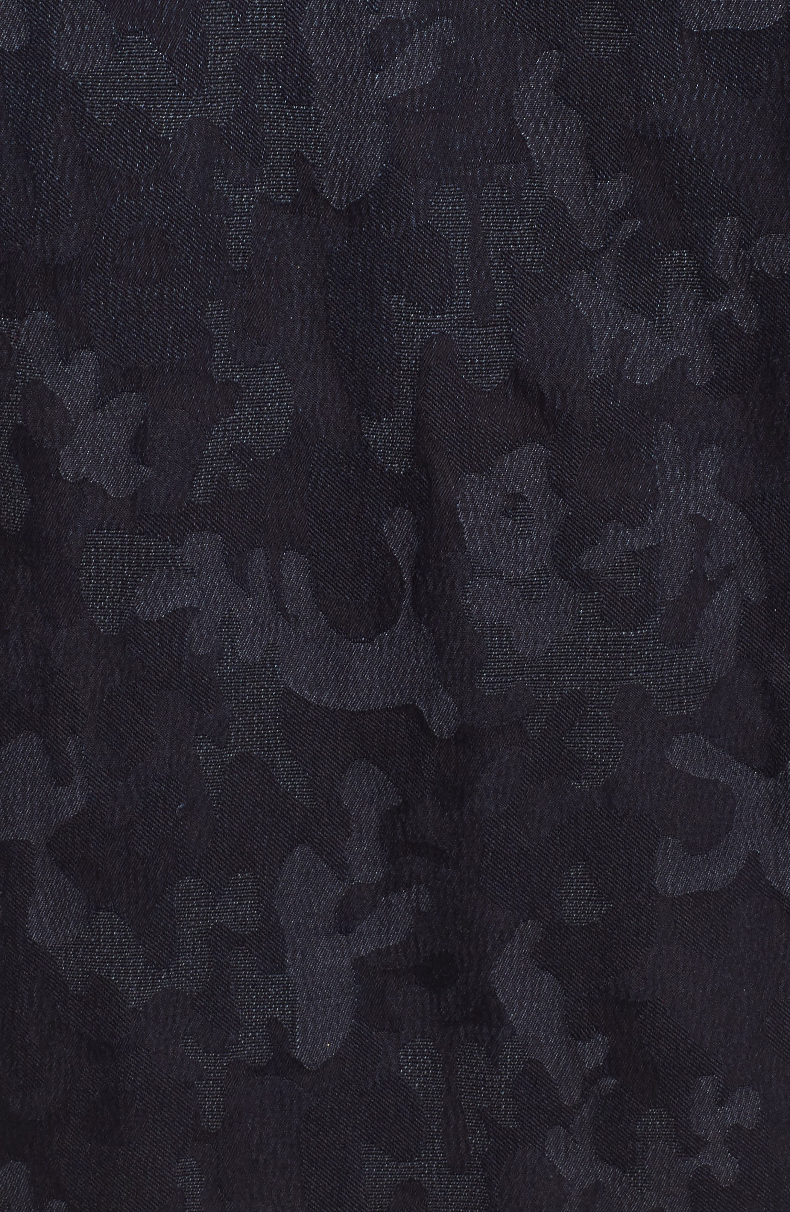 Alternate Image 5  - True Religion Brand Jeans Camo Field Jacket