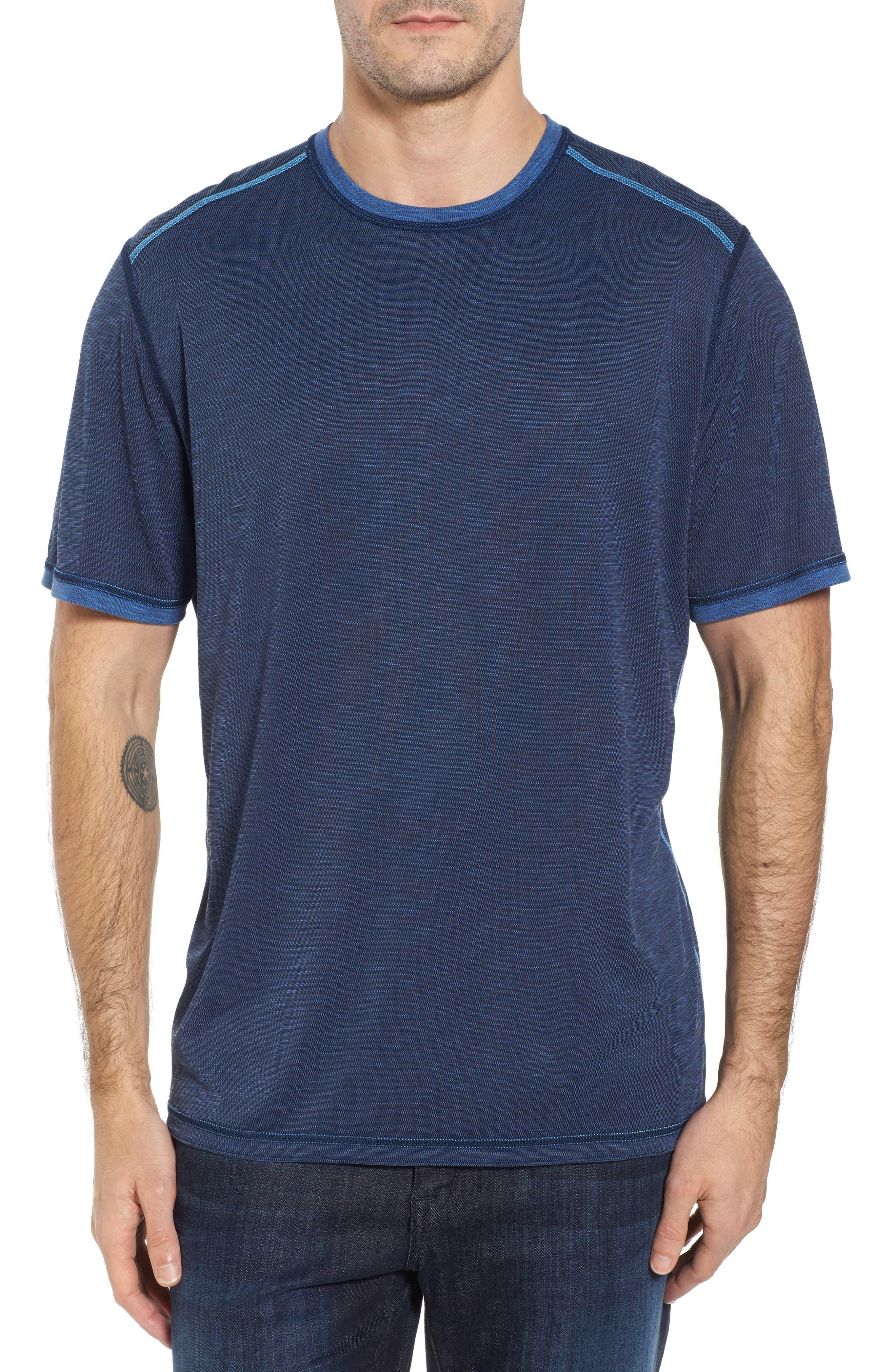 Flip Tide T-Shirt,                             Alternate thumbnail 2, color,                             Galaxy Blue