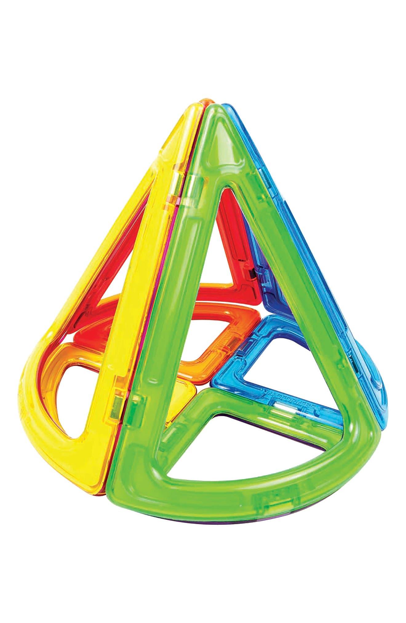 Alternate Image 7  - Magformers 20-Piece Curve Magnetic 3D Construction Set