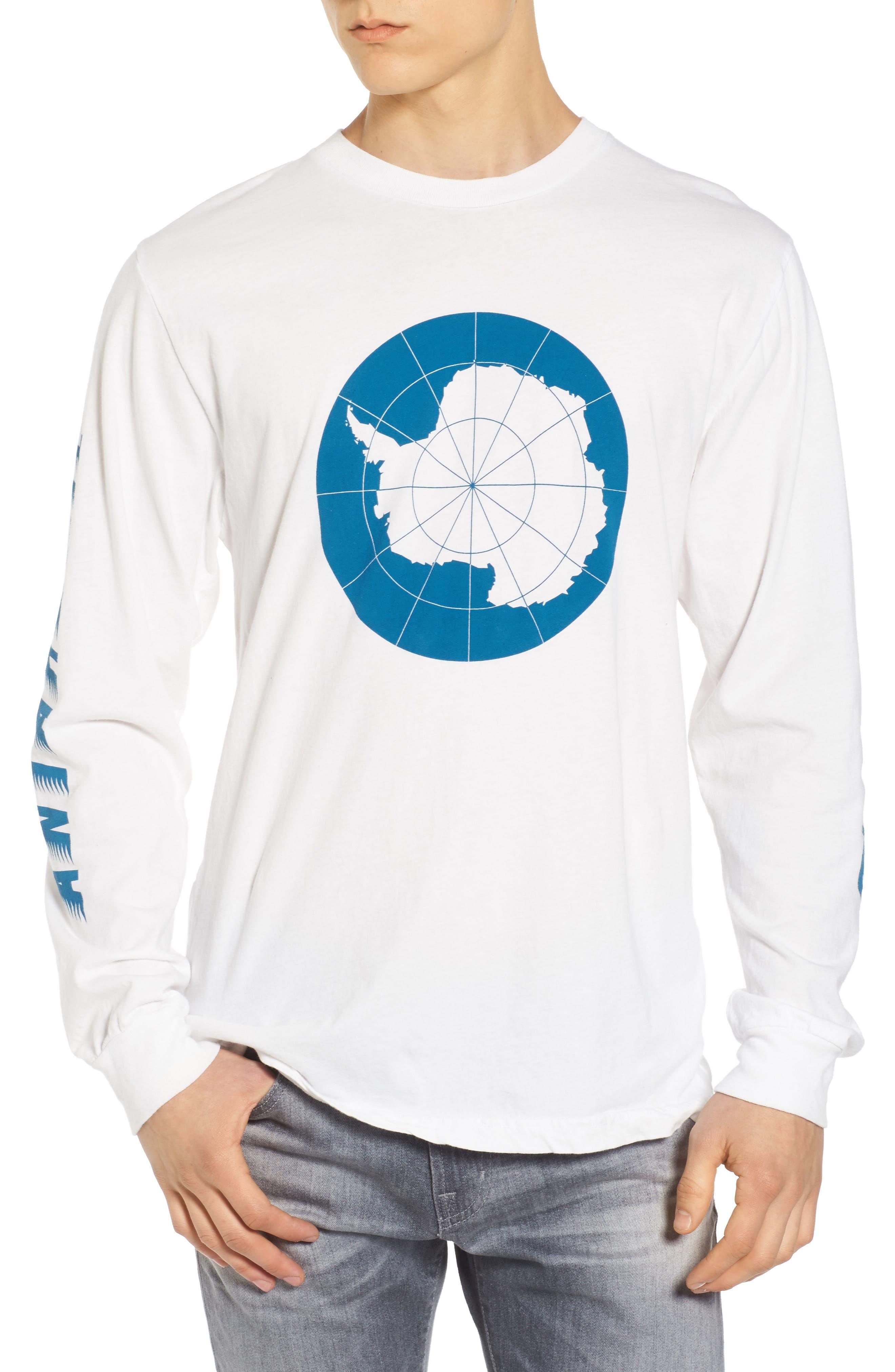 Alternate Image 1 Selected - Altru Arctic Ski Club T-Shirt