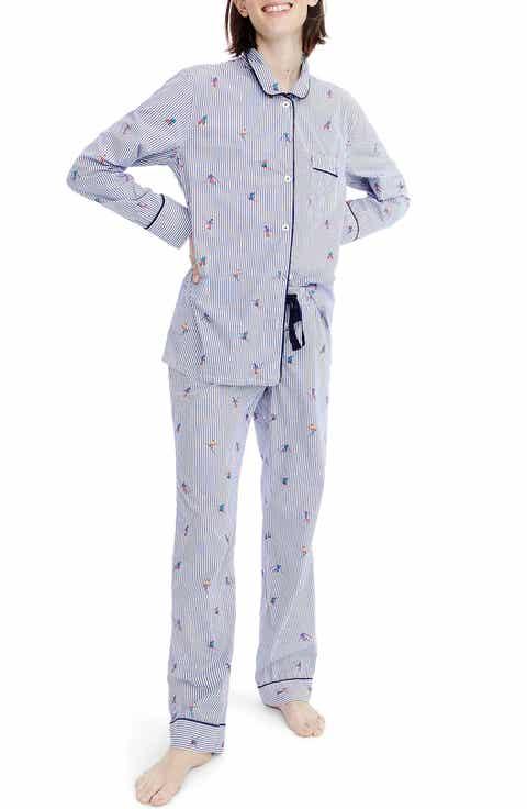 J.Crew Skier Pajamas