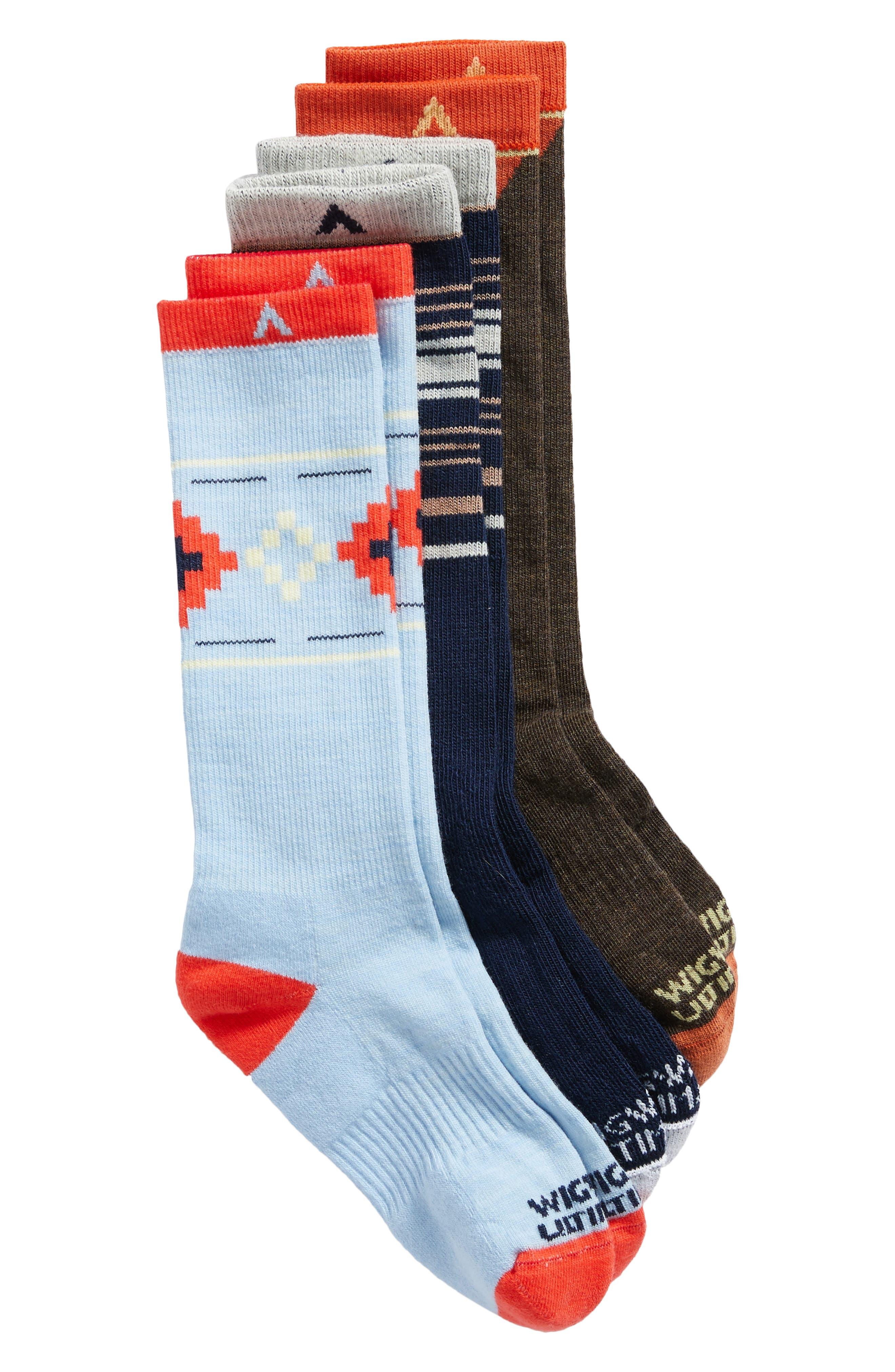 Wigwam Peak to Pub 3-Pack Socks Gift Set