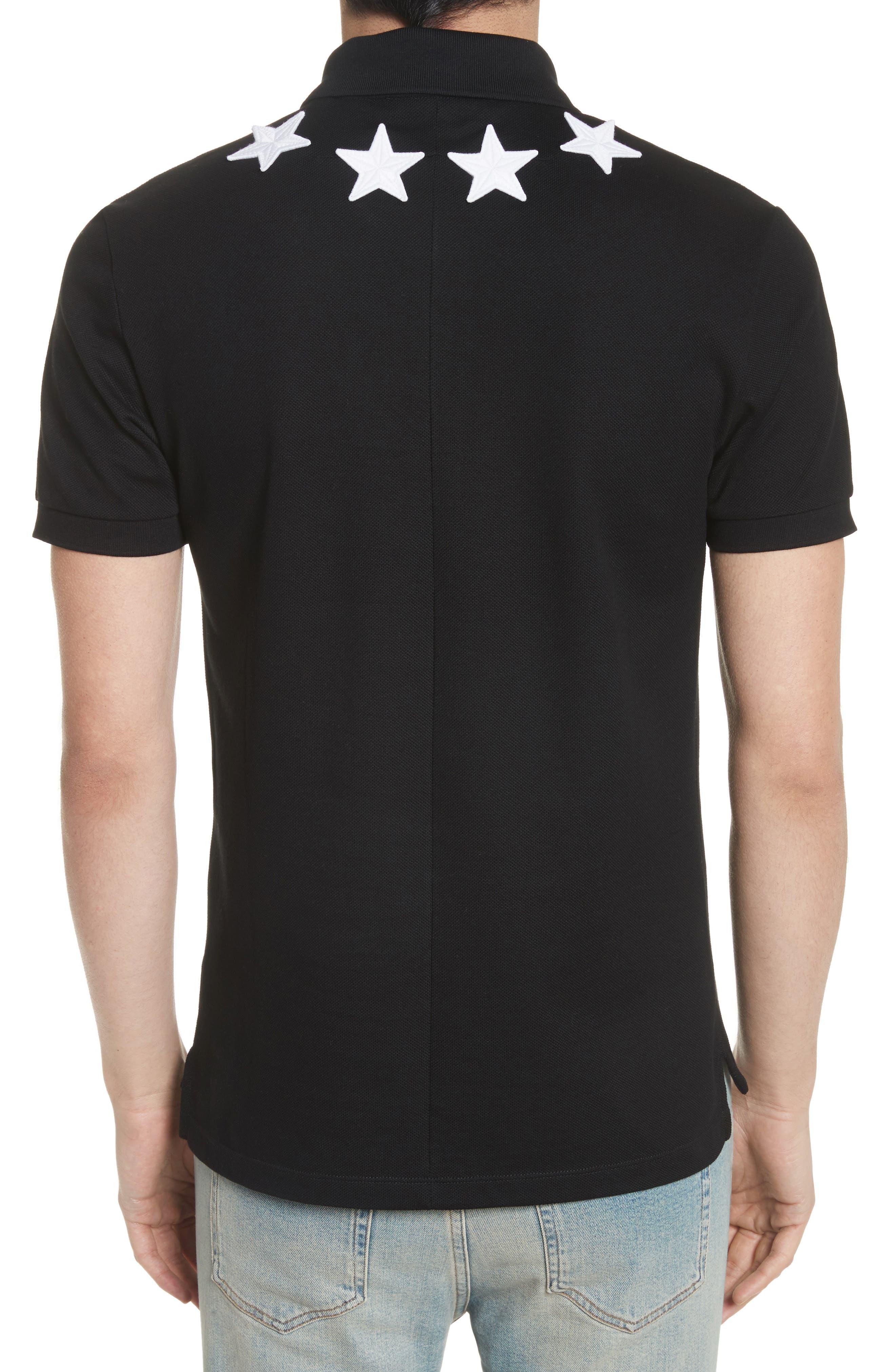 Alternate Image 2  - Givenchy Star Polo Shirt