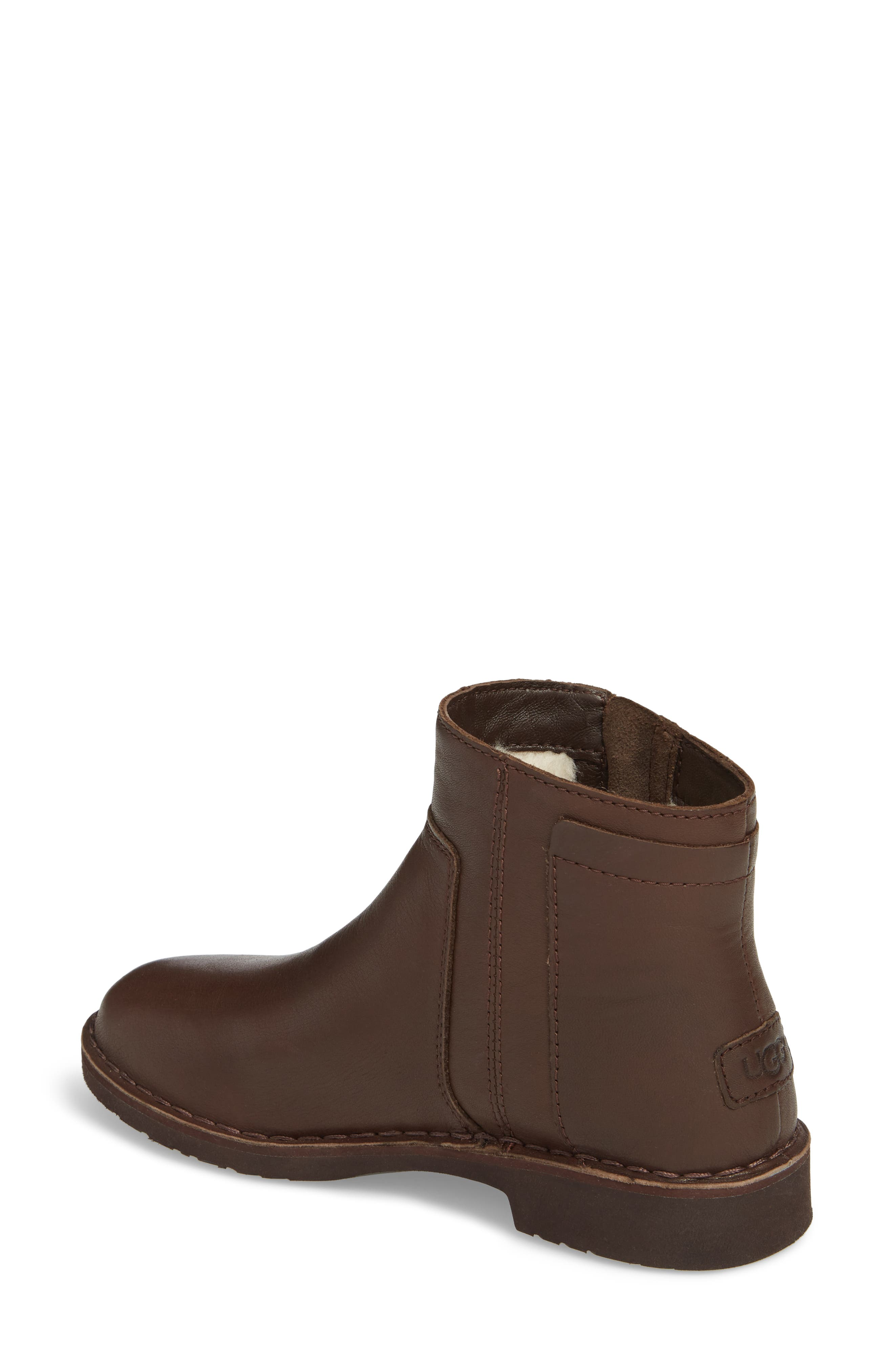 Rea Bootie,                             Alternate thumbnail 2, color,                             Stout Leather