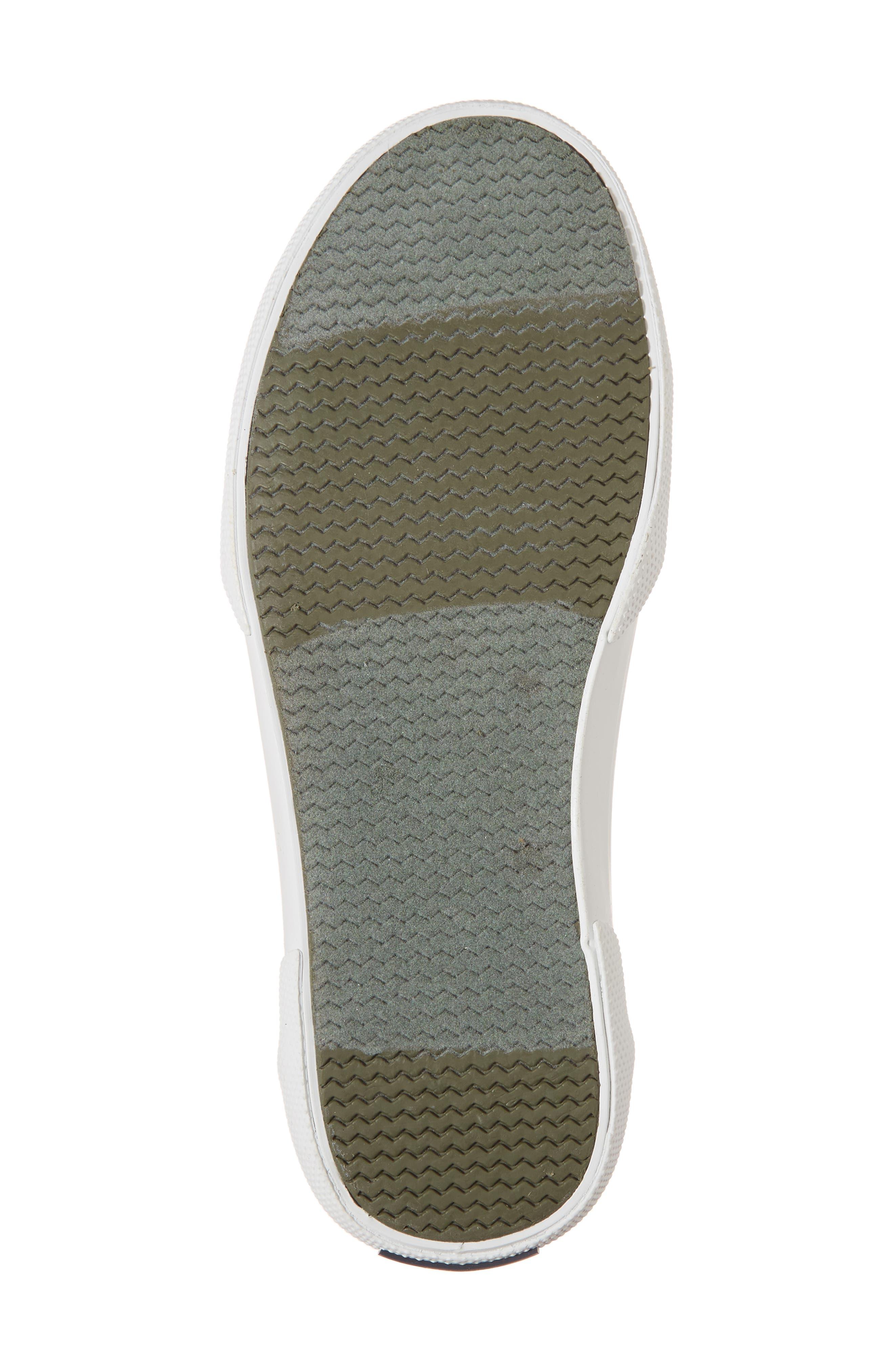 Sperry Deckfin Sneaker,                             Alternate thumbnail 6, color,                             Caramel