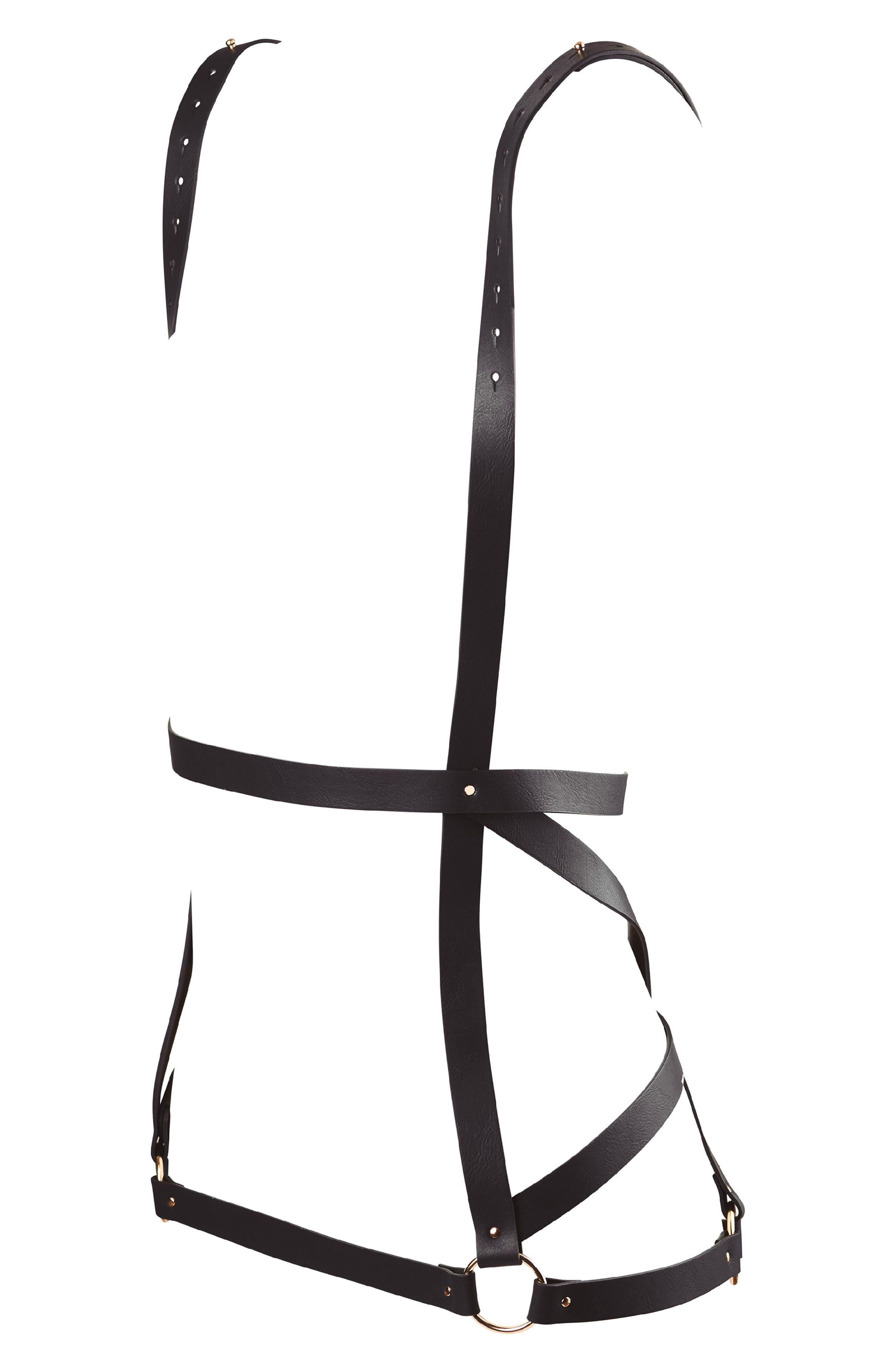 Alternate Image 1 Selected - Bijoux Indiscrets Maze Arrow Dress Harness