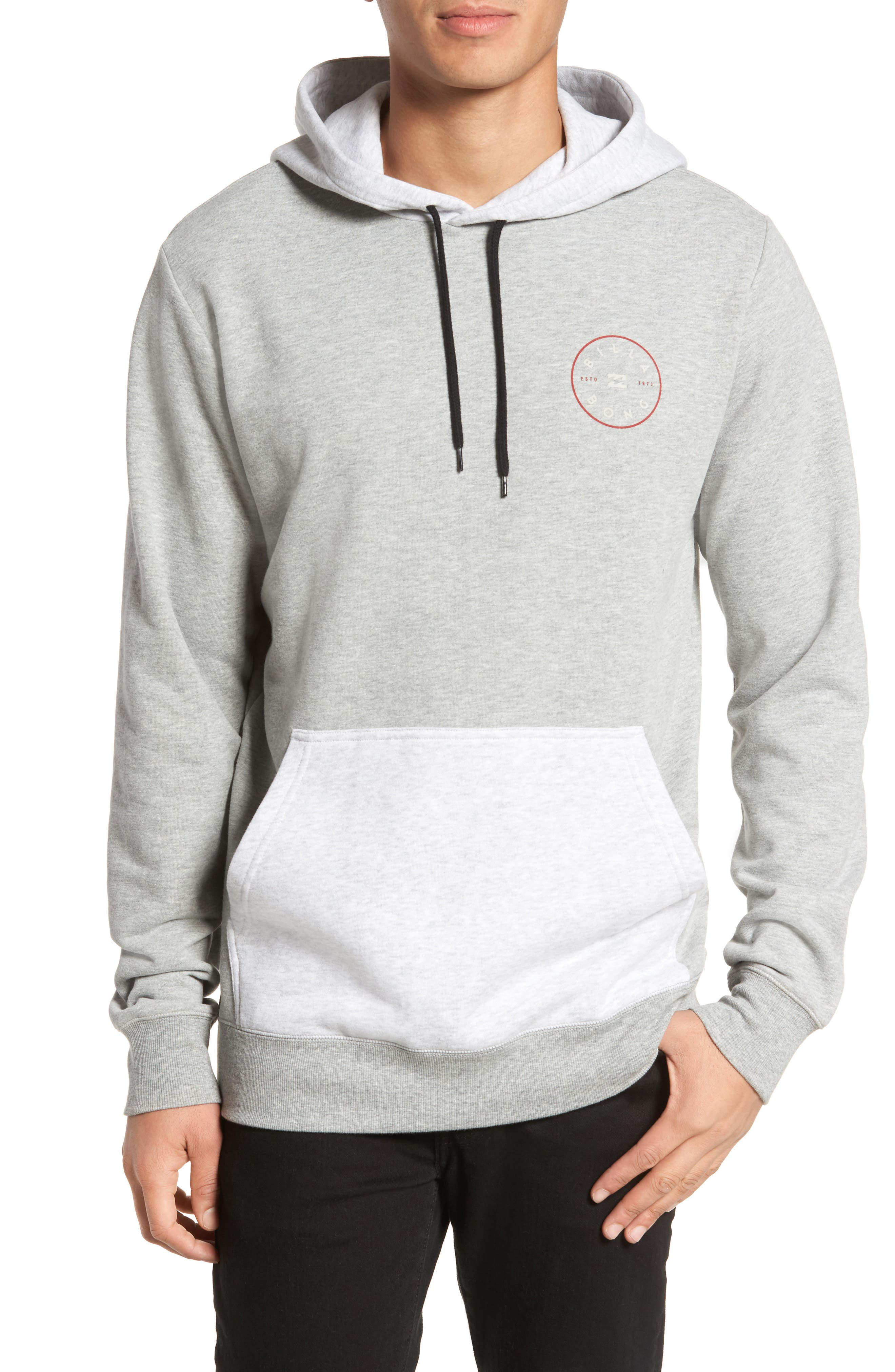 Piston Hoodie,                             Main thumbnail 1, color,                             Grey Heather