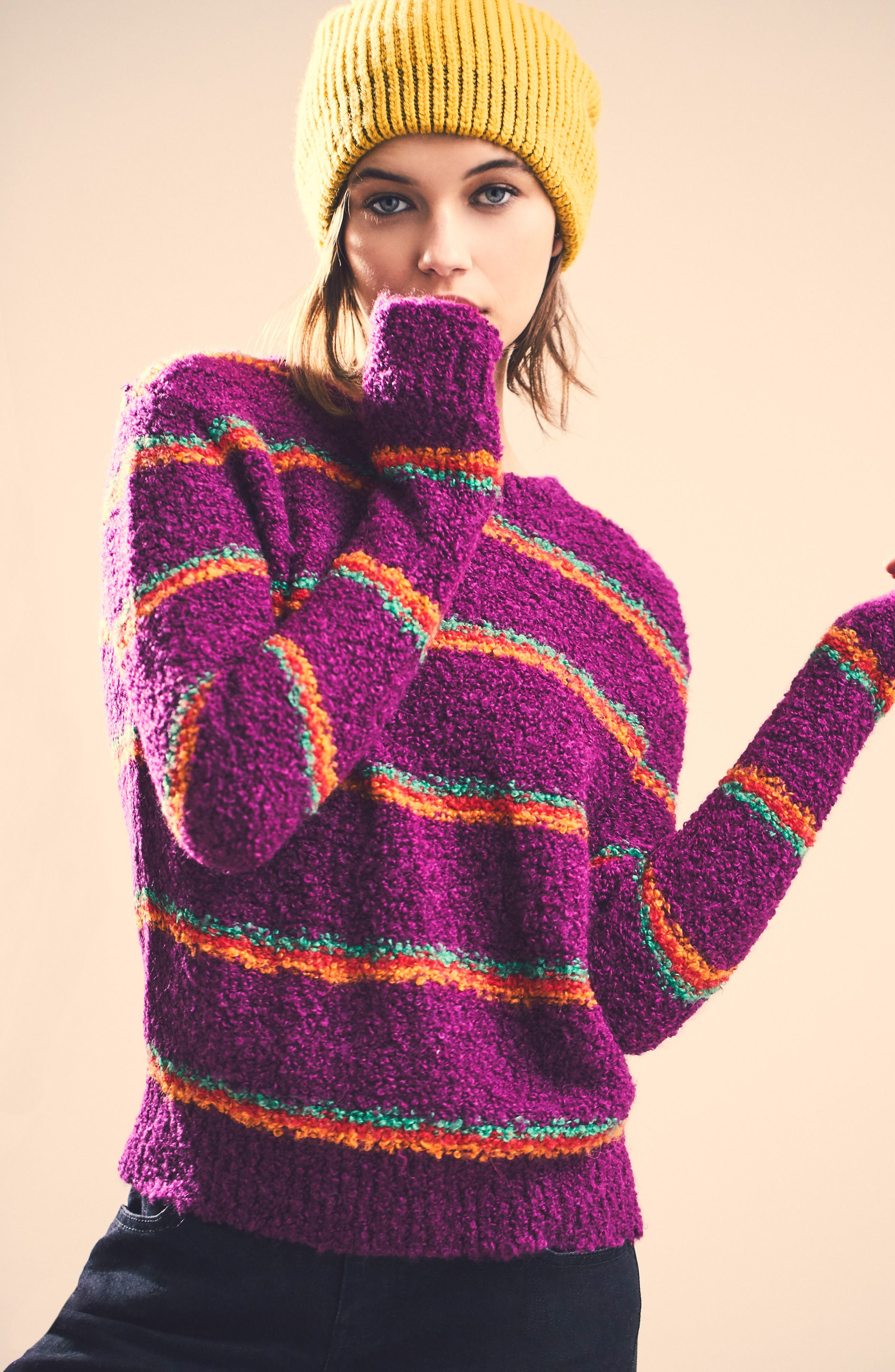 Alternate Image 2  - Free People Best Day Ever Sweater
