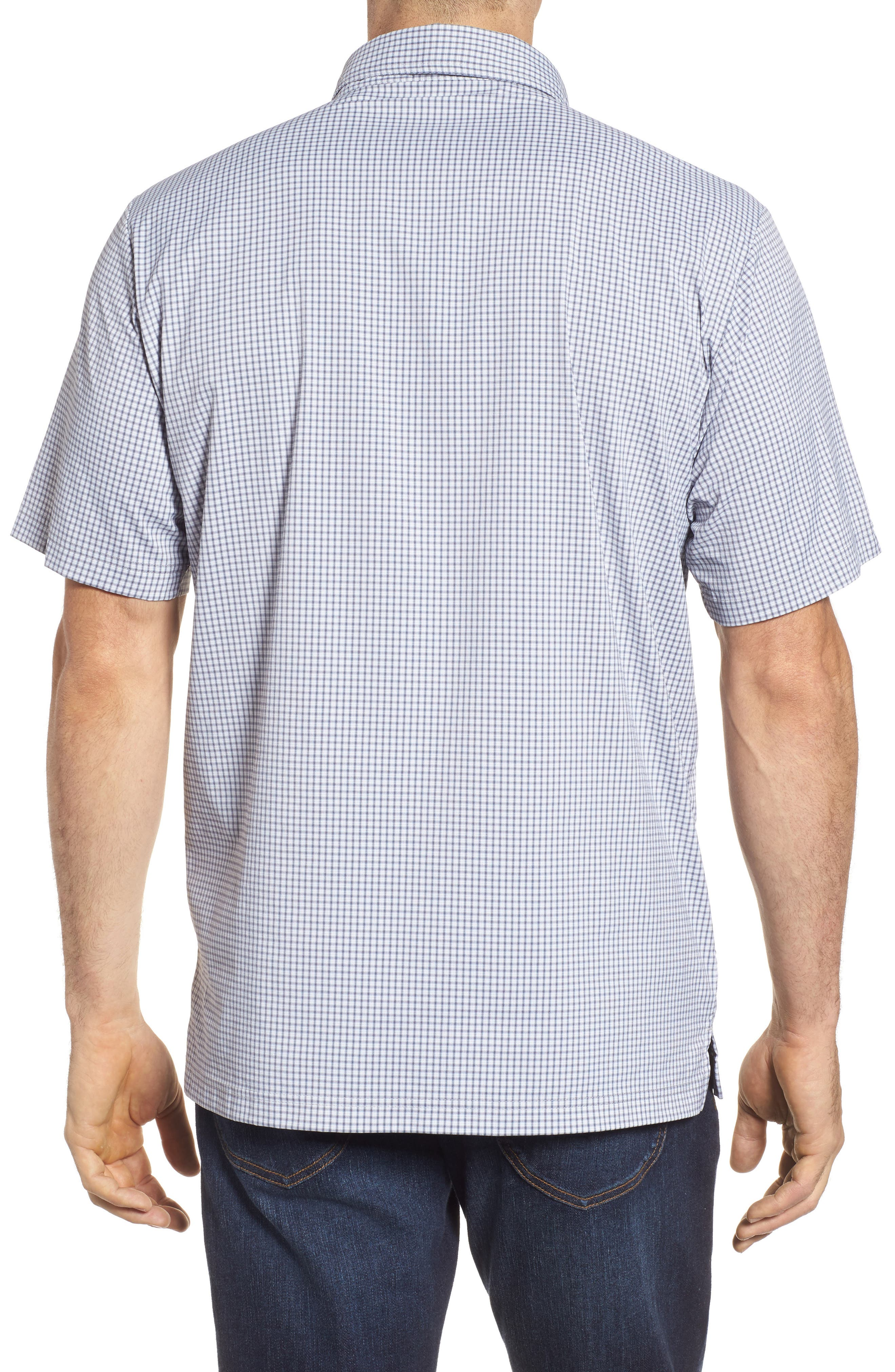 Zim Polo,                             Alternate thumbnail 2, color,                             White/ Grisaille