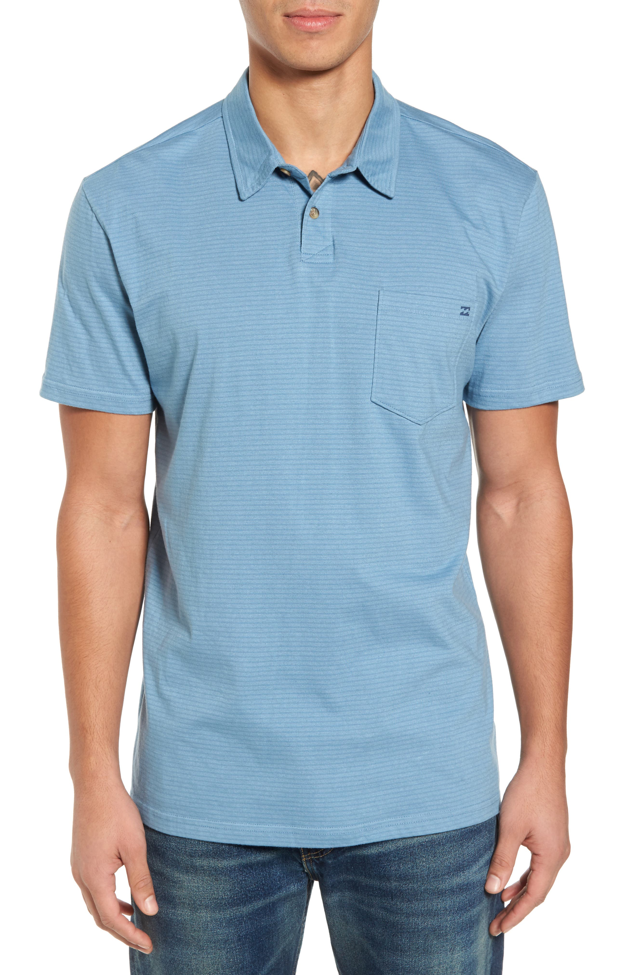 Alternate Image 1 Selected - Billabong Standard Issue Polo