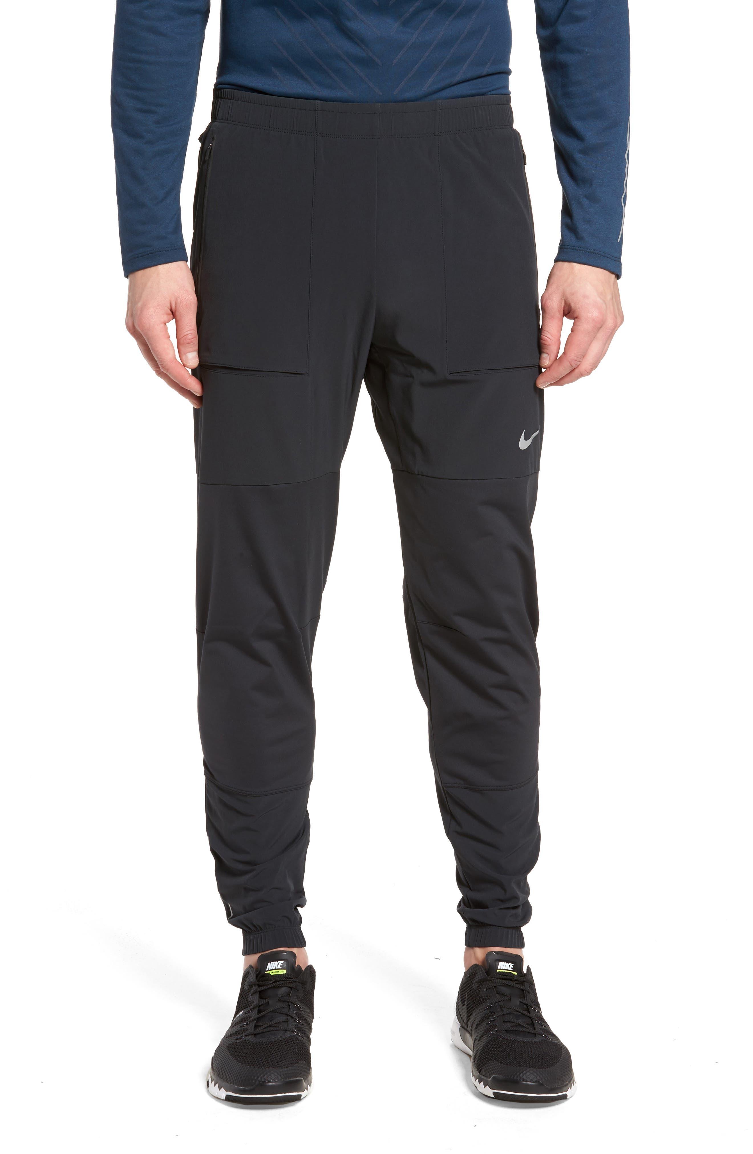 Running Pants,                         Main,                         color, Black