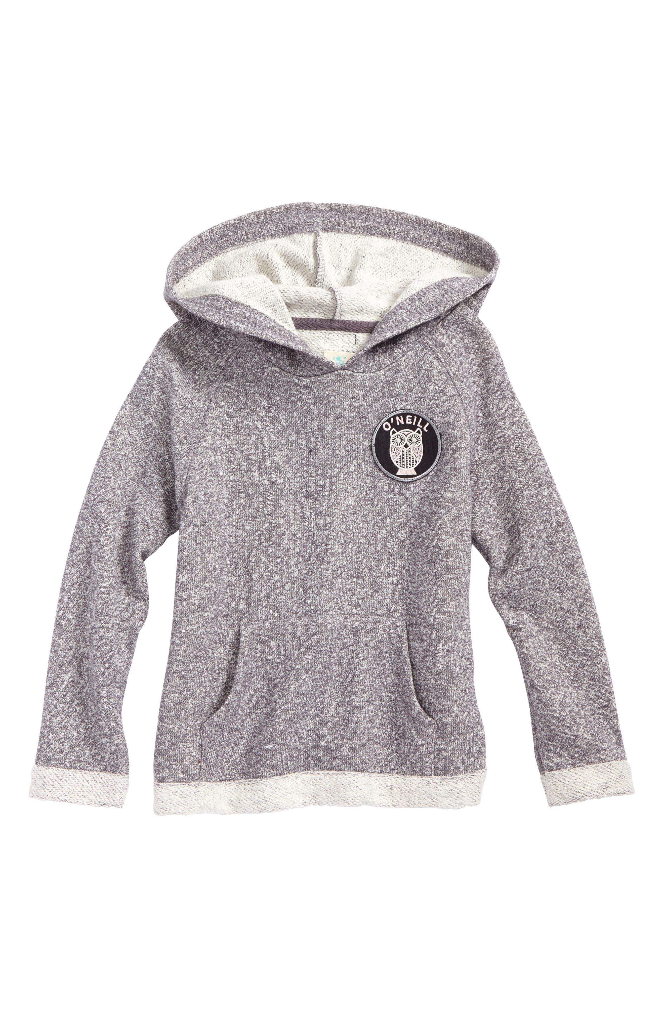 O'Neill Everest Hooded Fleece Pullover (Toddler Girls & Little Girls)