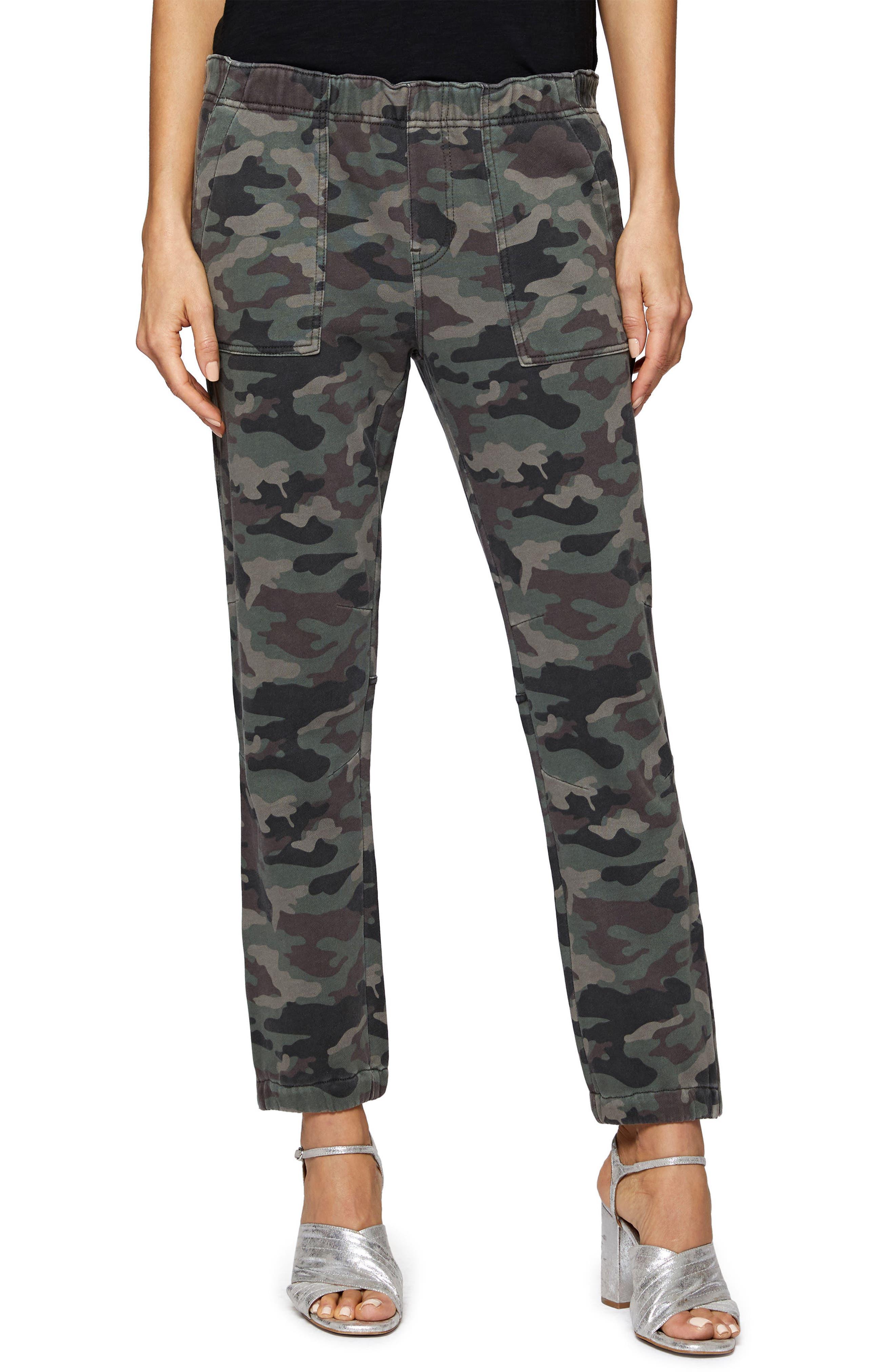Alternate Image 1 Selected - Sanctuary Troop Camo Jogger Pants