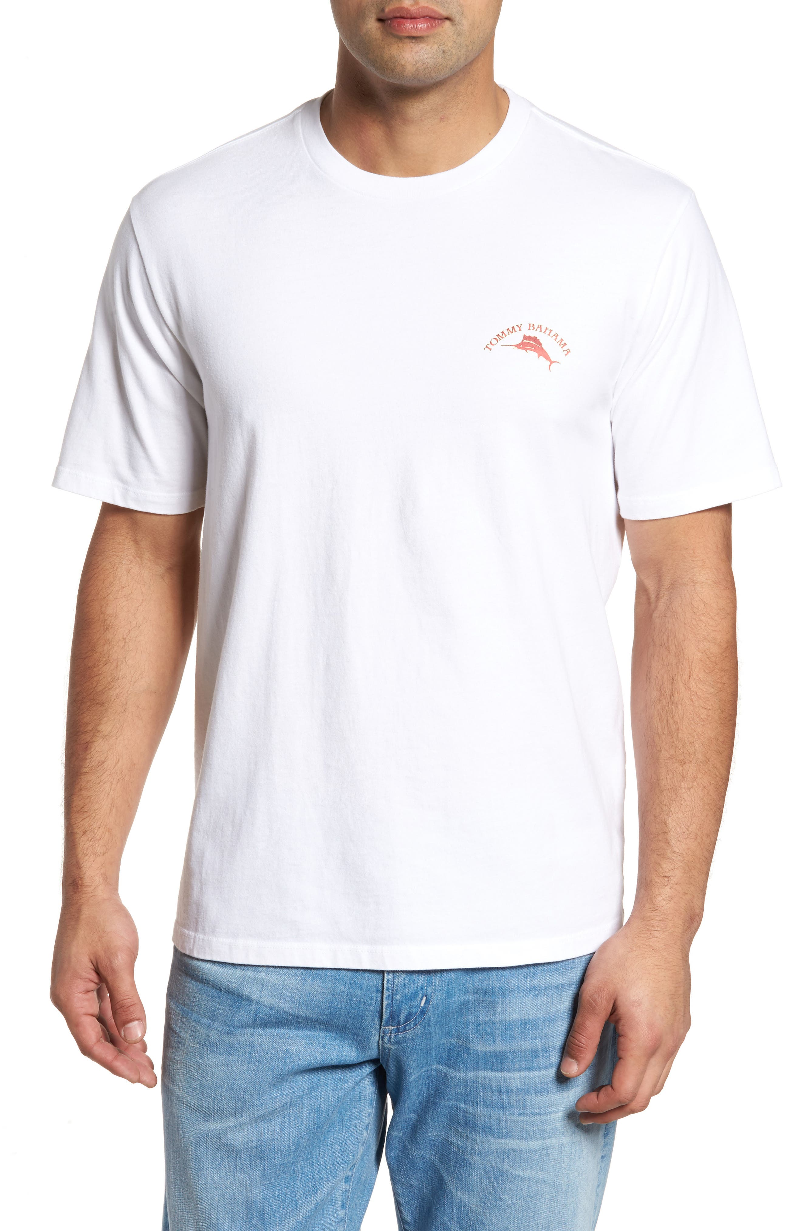 Tommy Bahama Zinspiration Graphic T-Shirt