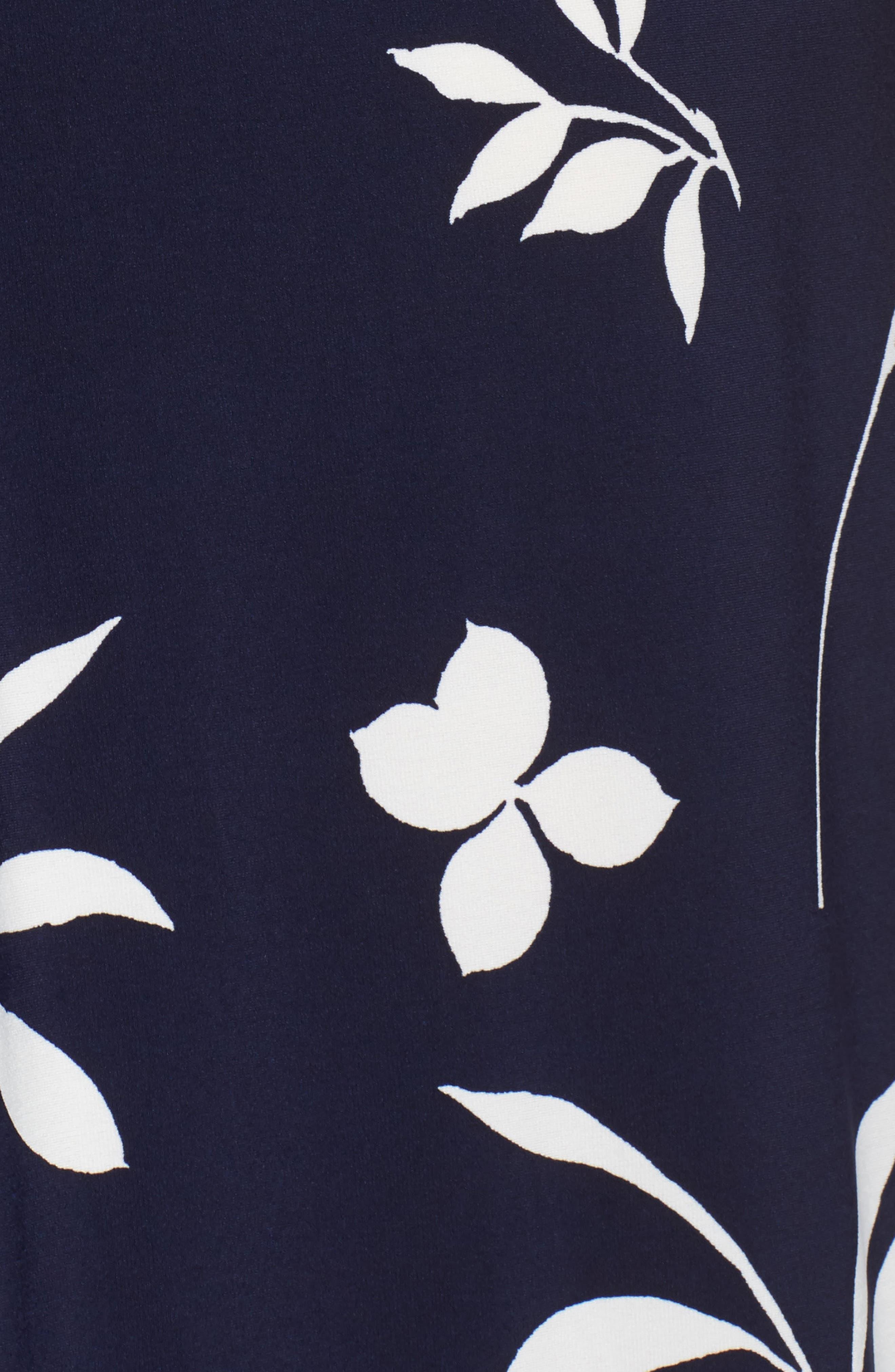 Alternate Image 5  - Eliza J Sleeveless Knot Detail Maxi Dress (Plus Size)