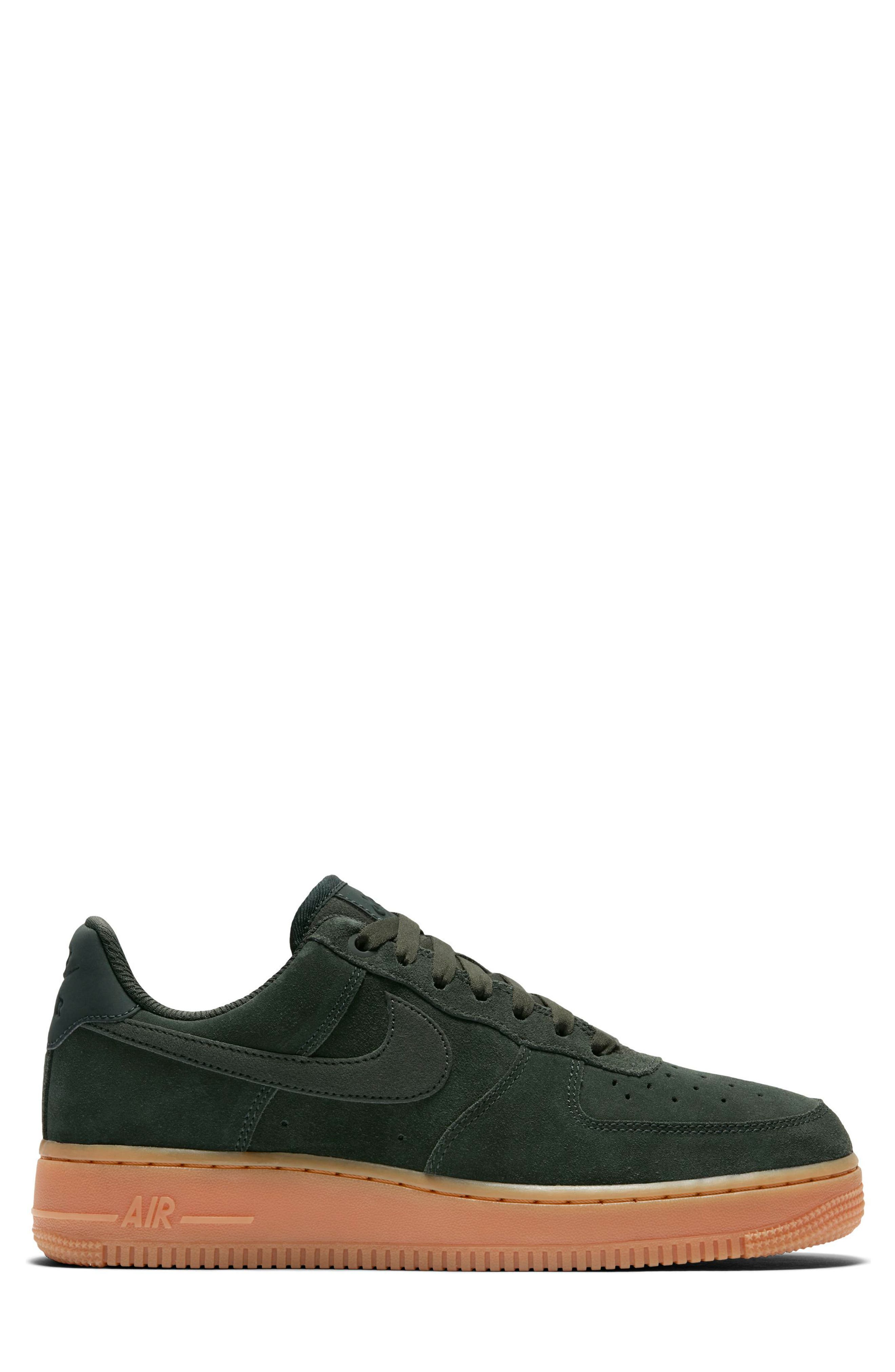 Air Force 1 '07 SE Sneaker,                             Alternate thumbnail 2, color,                             Outdoor Green/ Outdoor Green