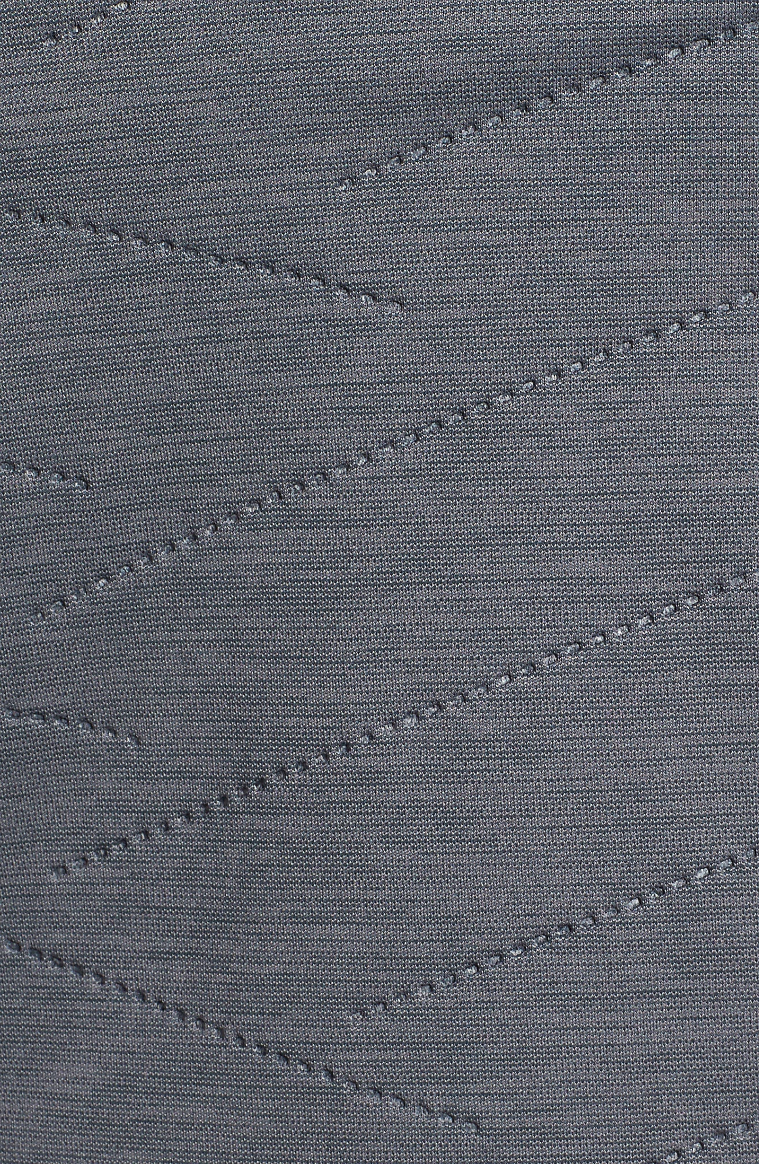 Reactor Hybrid Zip Vest,                             Alternate thumbnail 5, color,                             Rhino Grey / Black / Grey
