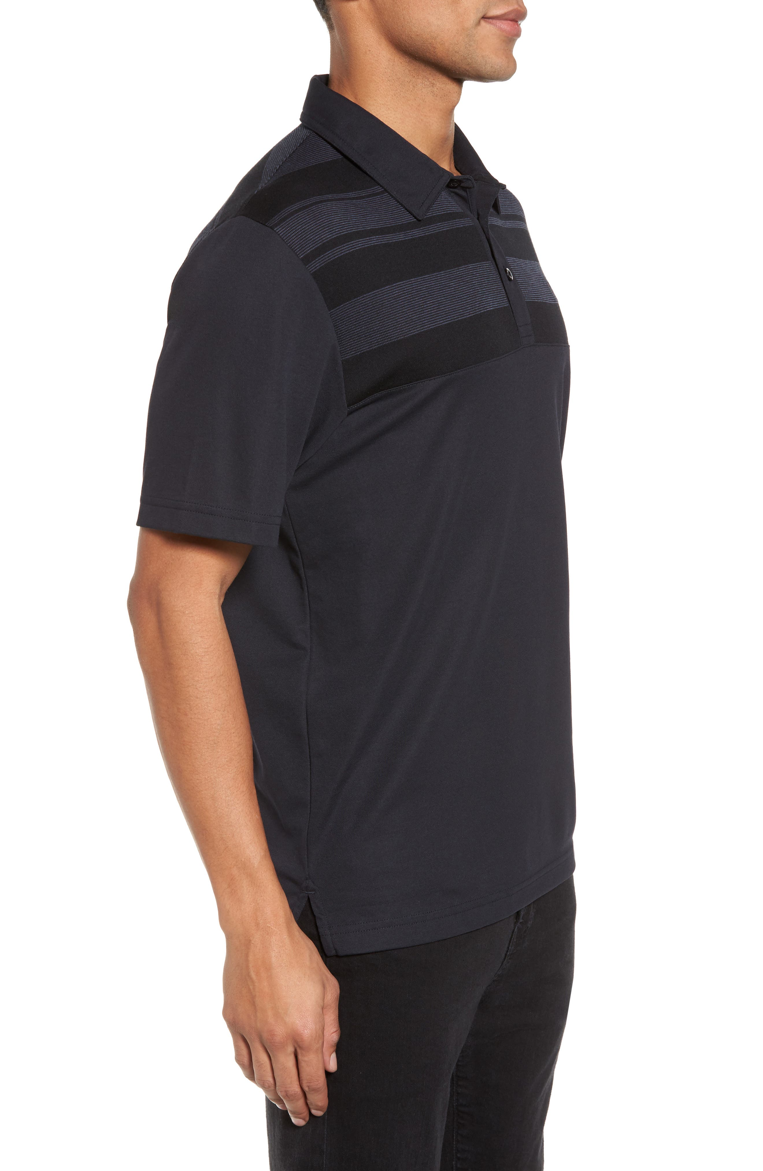 Alternate Image 3  - Travis Mathew Sweet Teets Jacquard Detail Polo