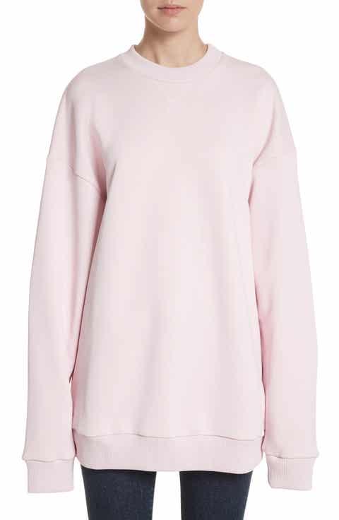 Marques'Almeida Oversized Sweatshirt