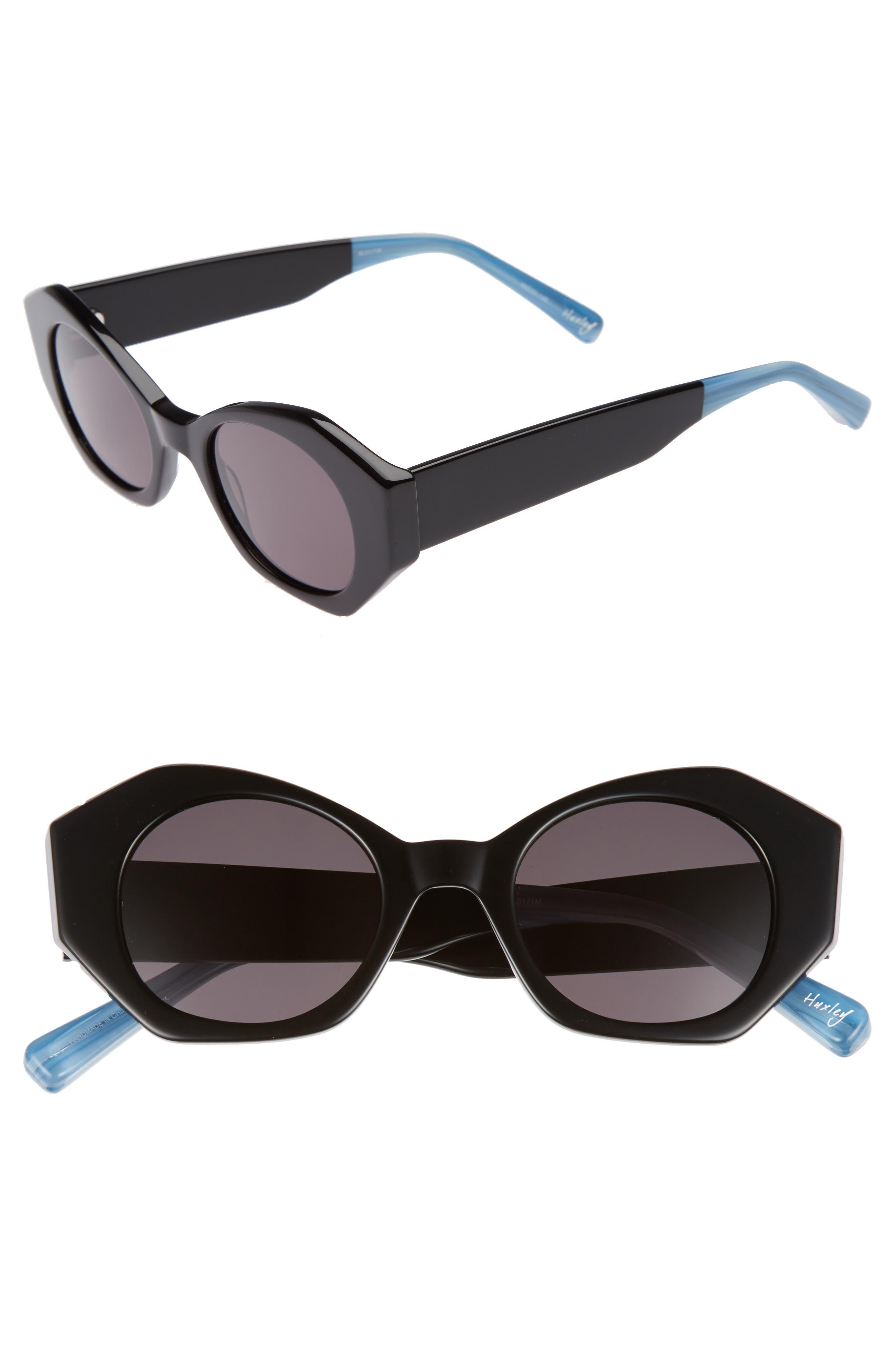 Main Image - Elizabeth and James Huxley 46mm Geometric Sunglasses