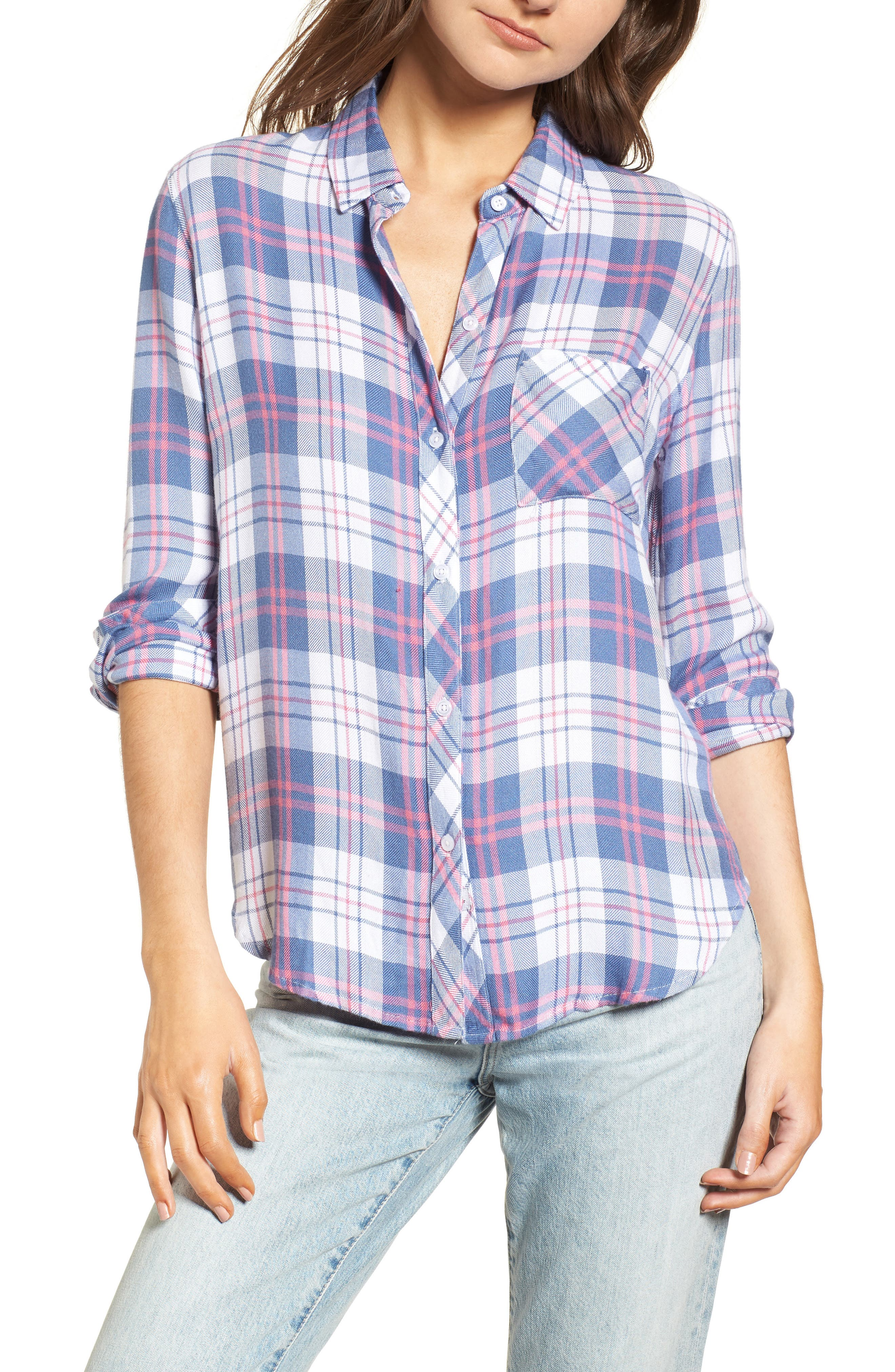 Main Image - Rails Hunter Plaid Shirt