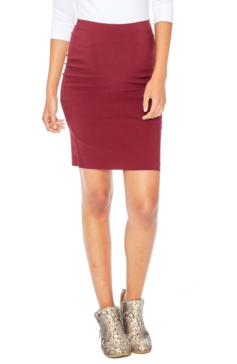 'Pret' Maternity Skirt