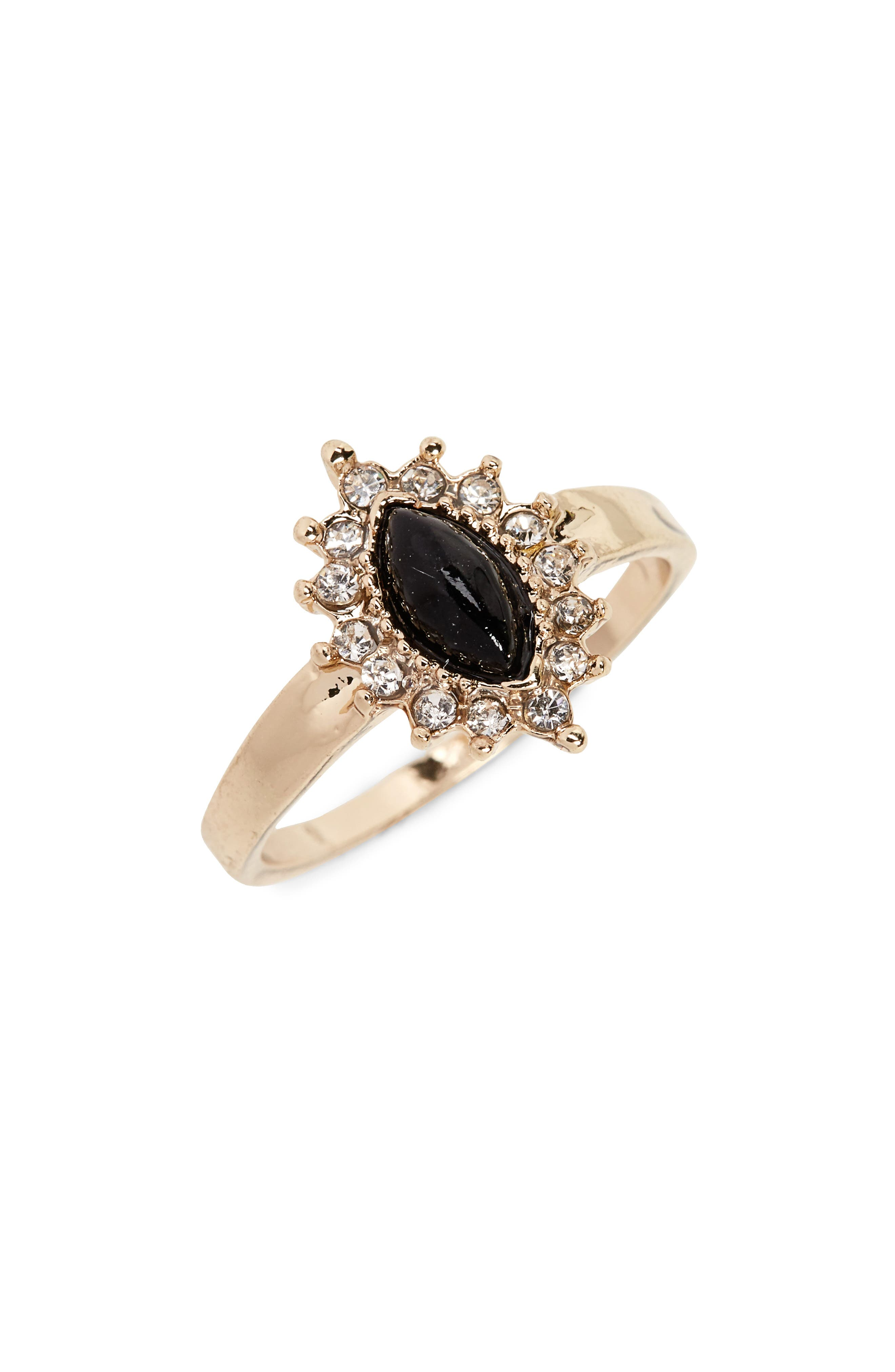 Topshop Cocktail Ring