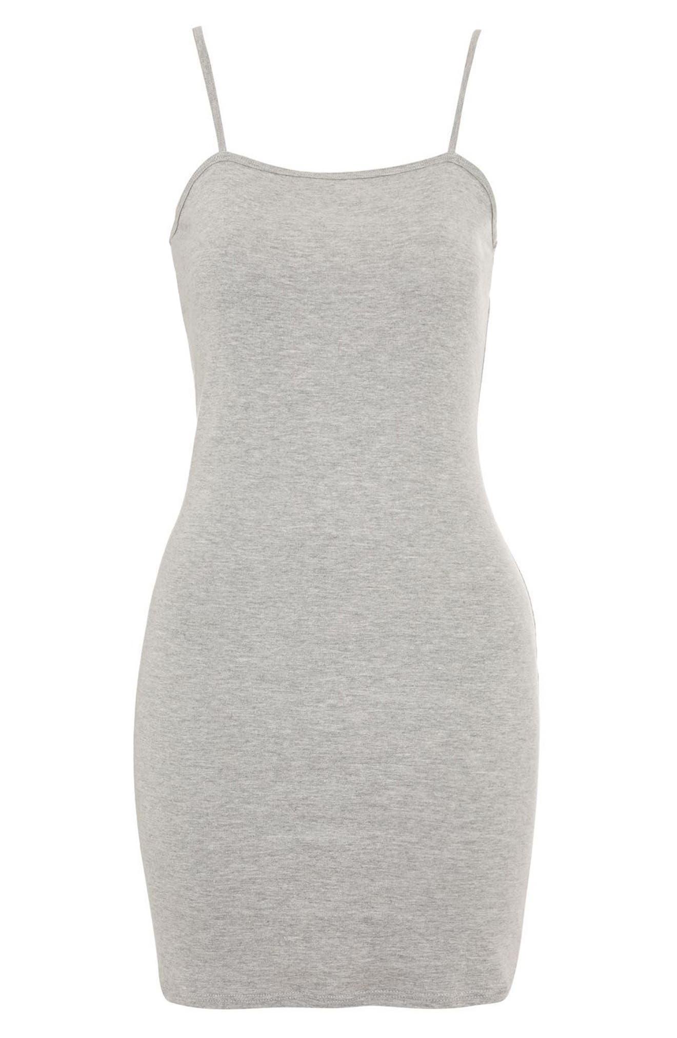 Alternate Image 3  - Topshop Jersey Body-Con Minidress
