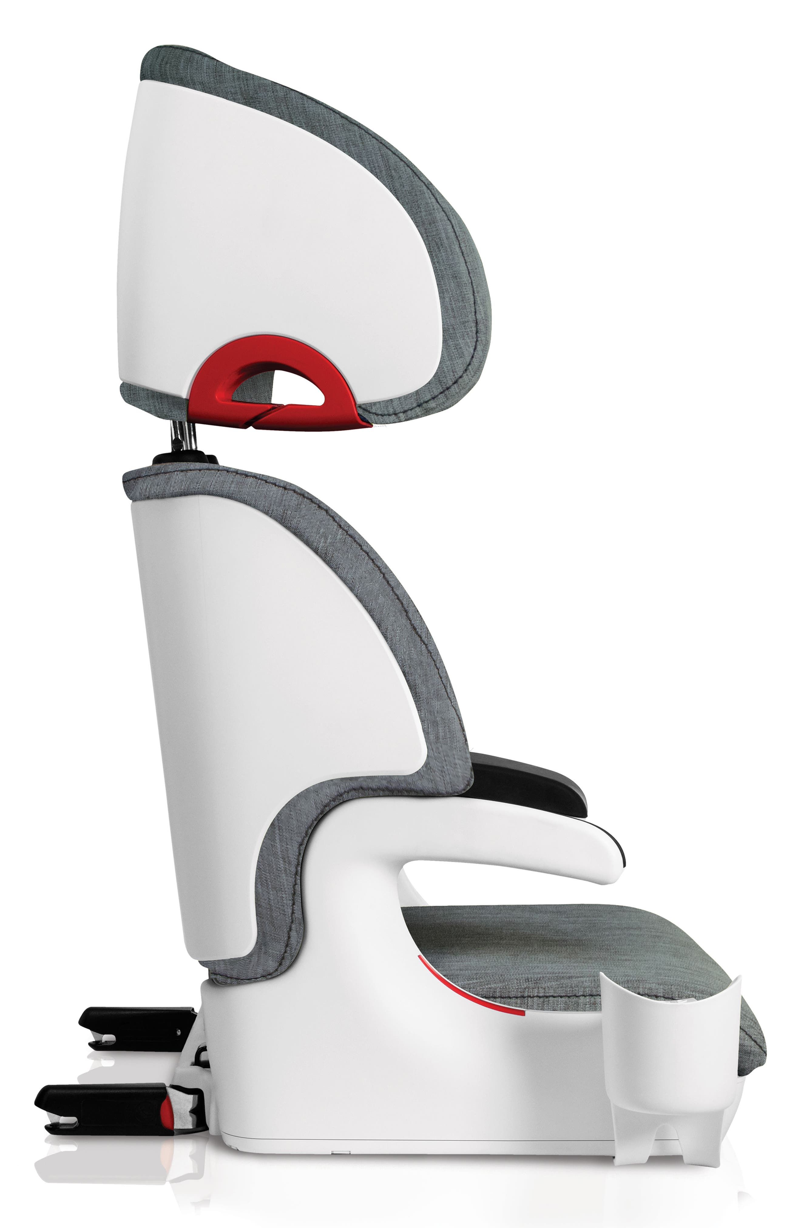 Alternate Image 2  - Clek Oobr Convertible Full Back/Backless Booster Seat