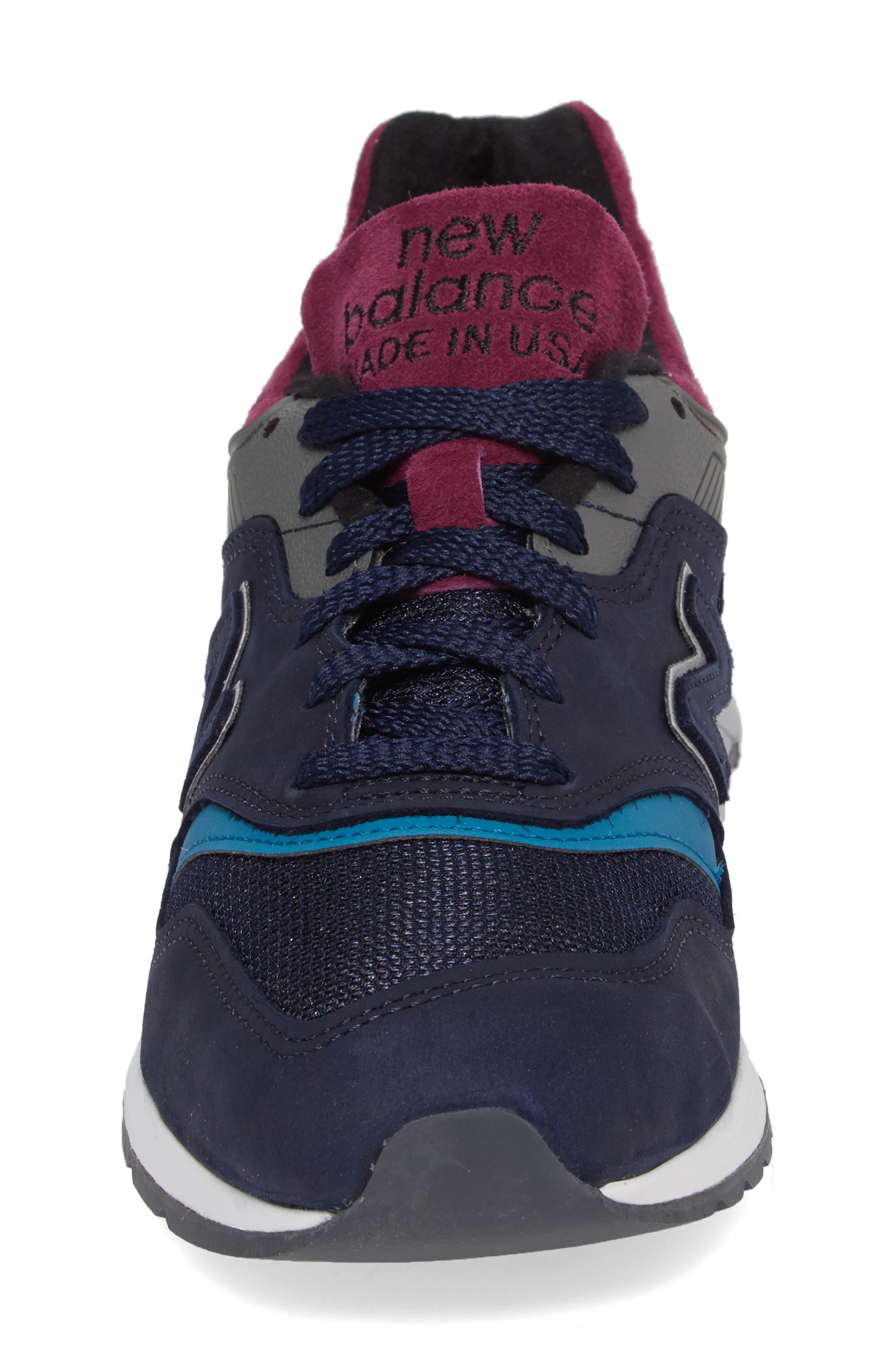 Alternate Image 4  - New Balance 997 Sneaker (Men)