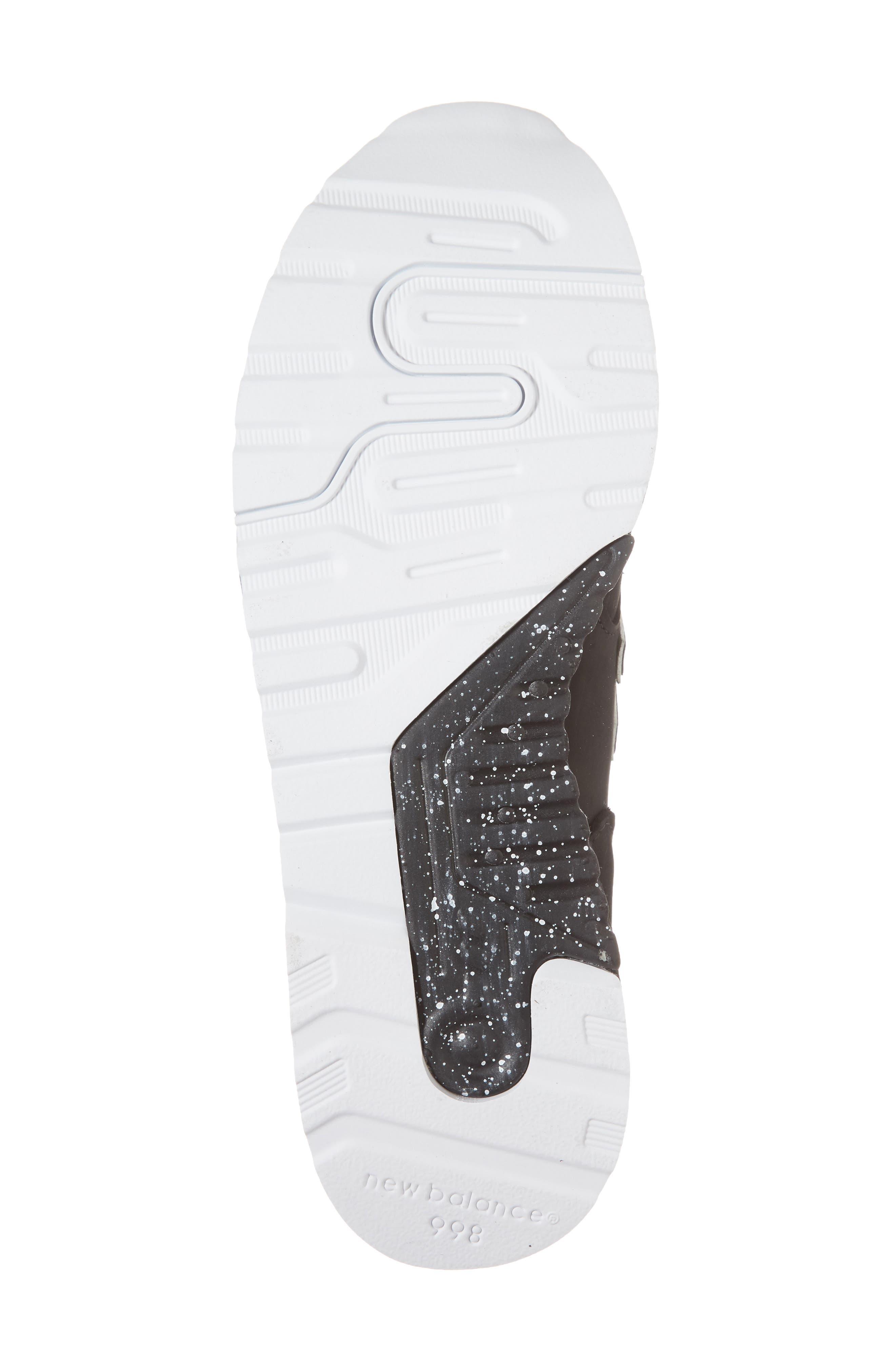 Alternate Image 6  - New Balance 998 Sneaker (Men)