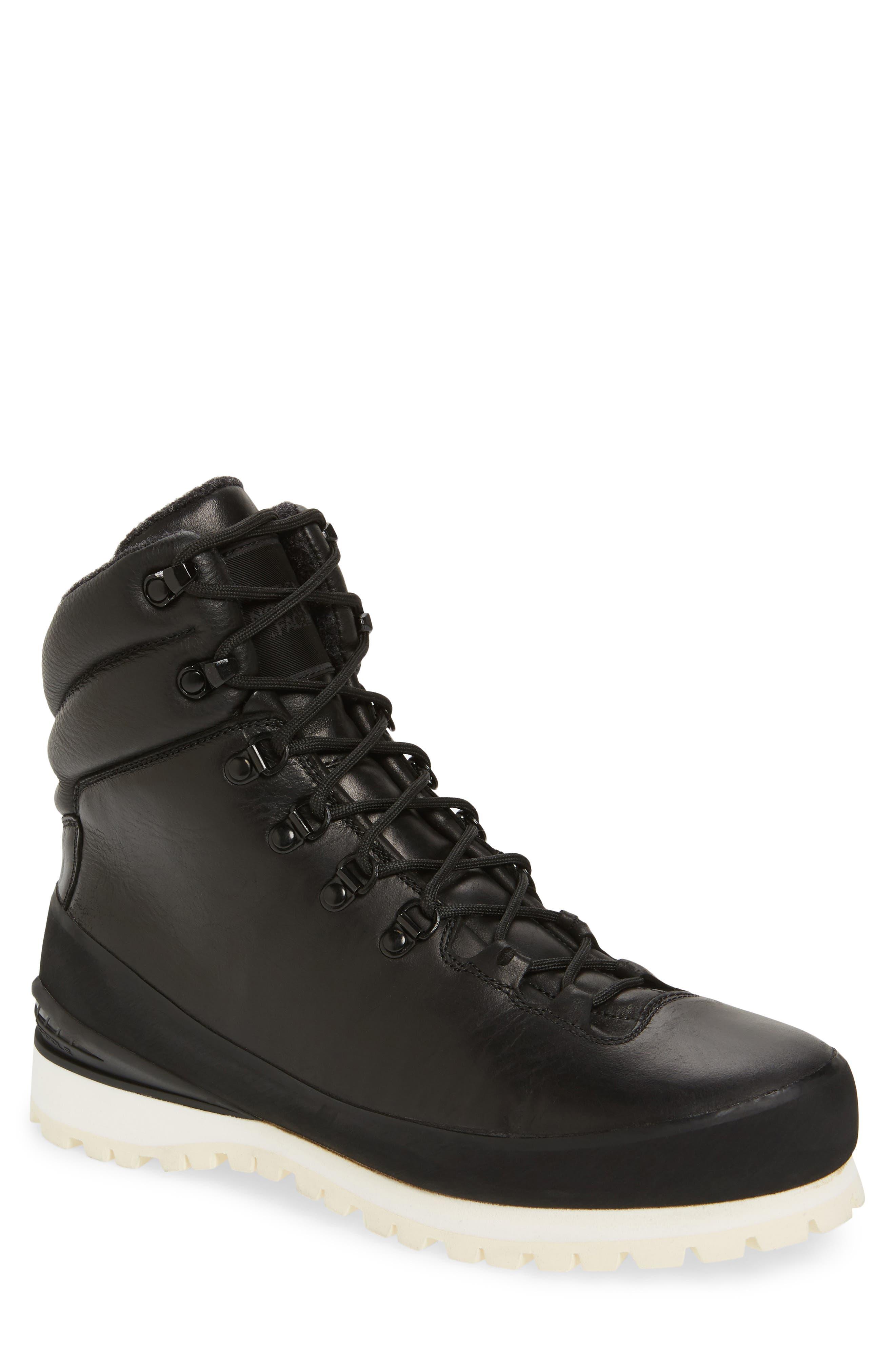 Cryos Hiker Boot,                             Main thumbnail 1, color,                             Tnf Black/ Tnf White