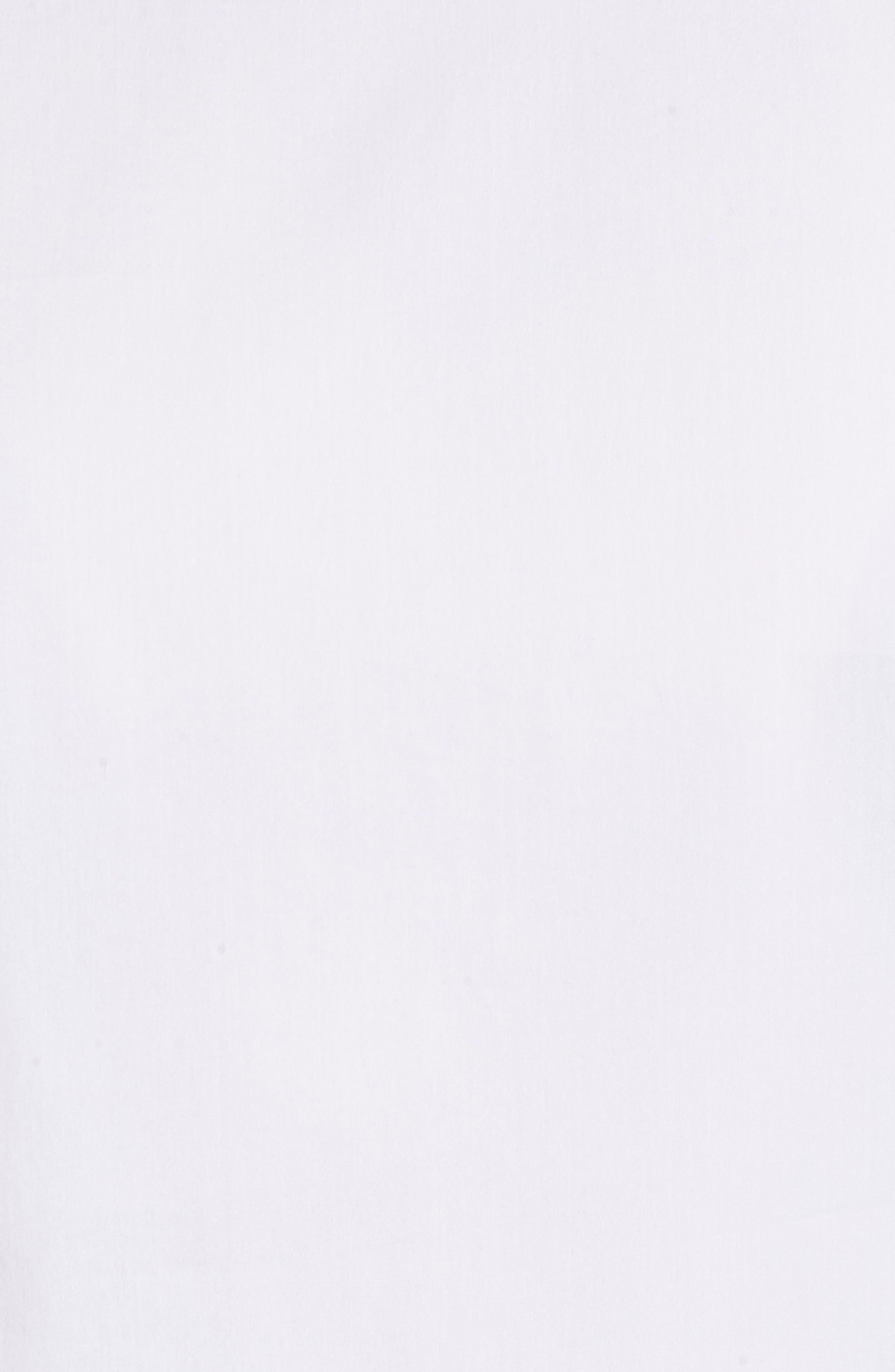 Alternate Image 5  - Halogen® Ruffle Sleeve Poplin Top