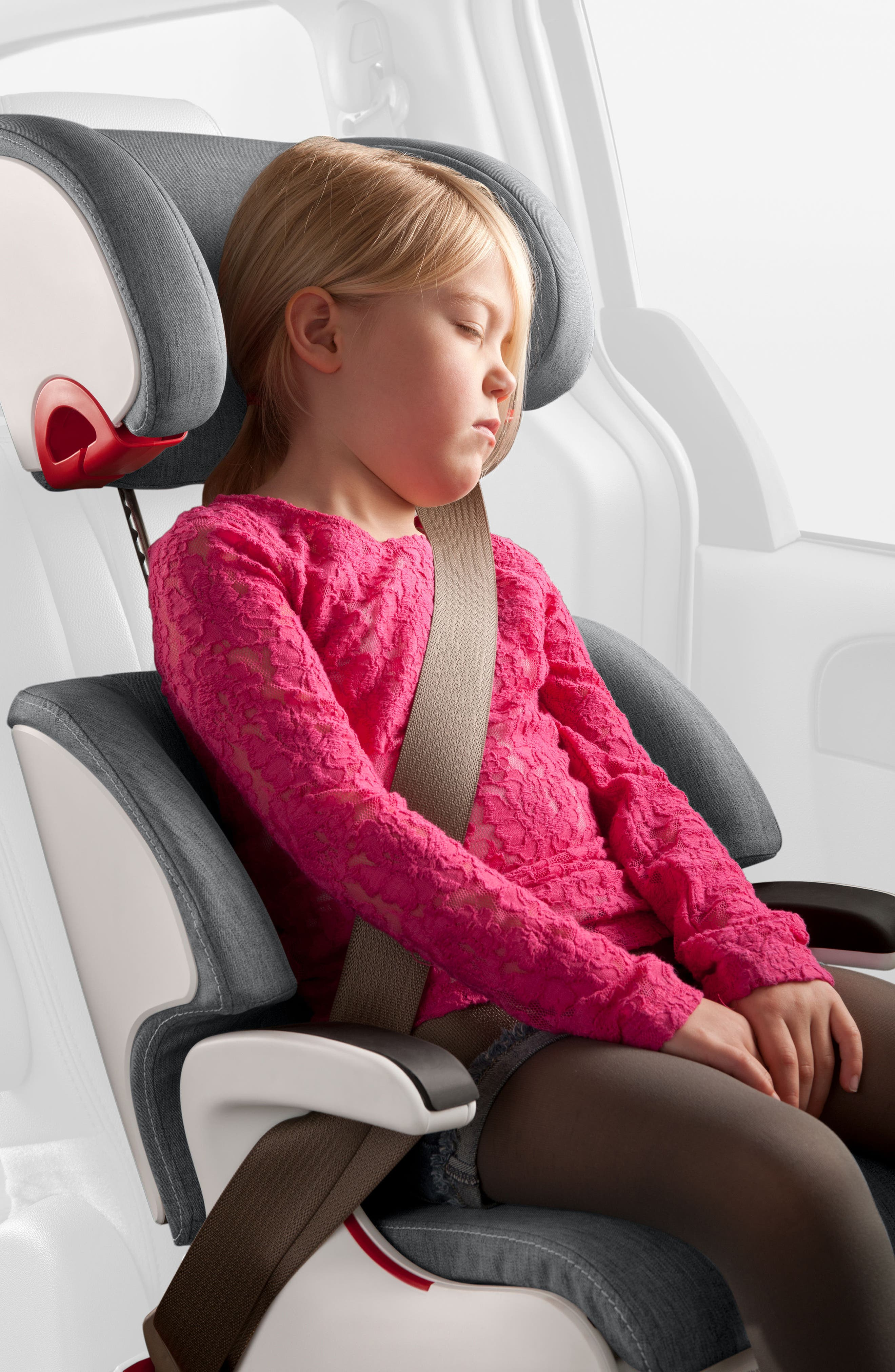Alternate Image 5  - Clek Oobr Convertible Full Back/Backless Booster Seat