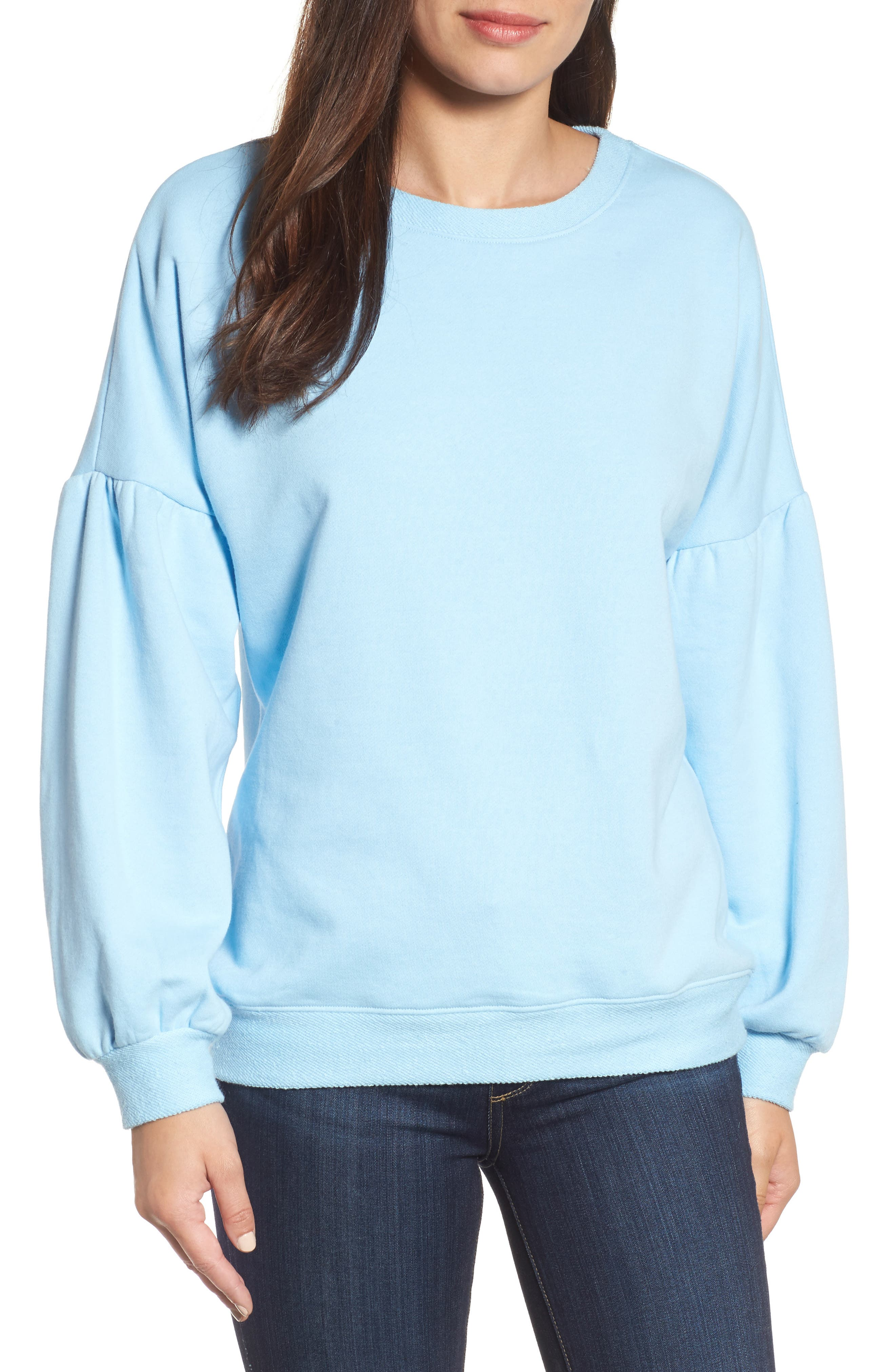 Alternate Image 1 Selected - KUT from the Kloth Allesia Sweatshirt