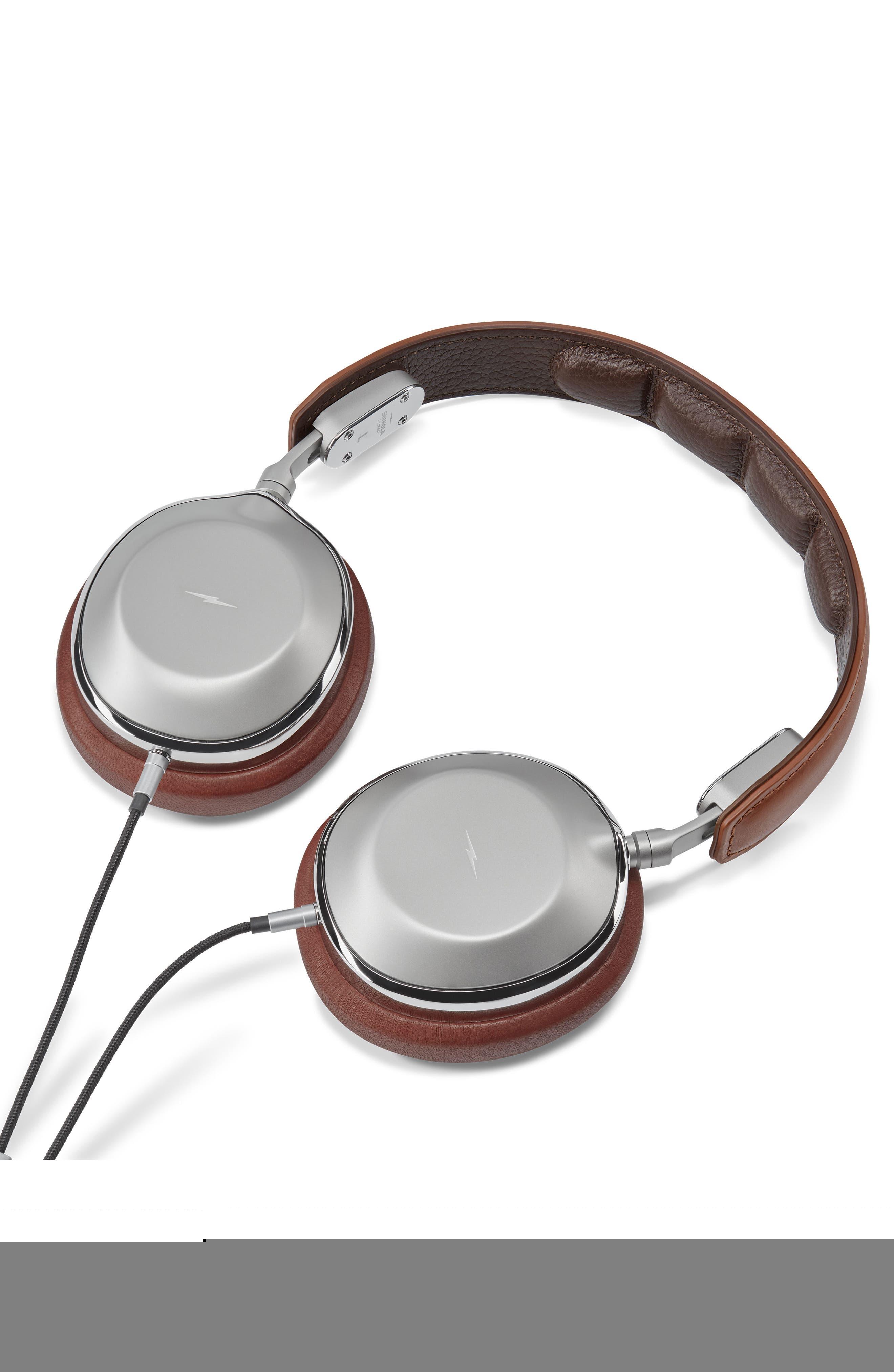 Alternate Image 3  - Shinola Canfield Over-Ear Headphones