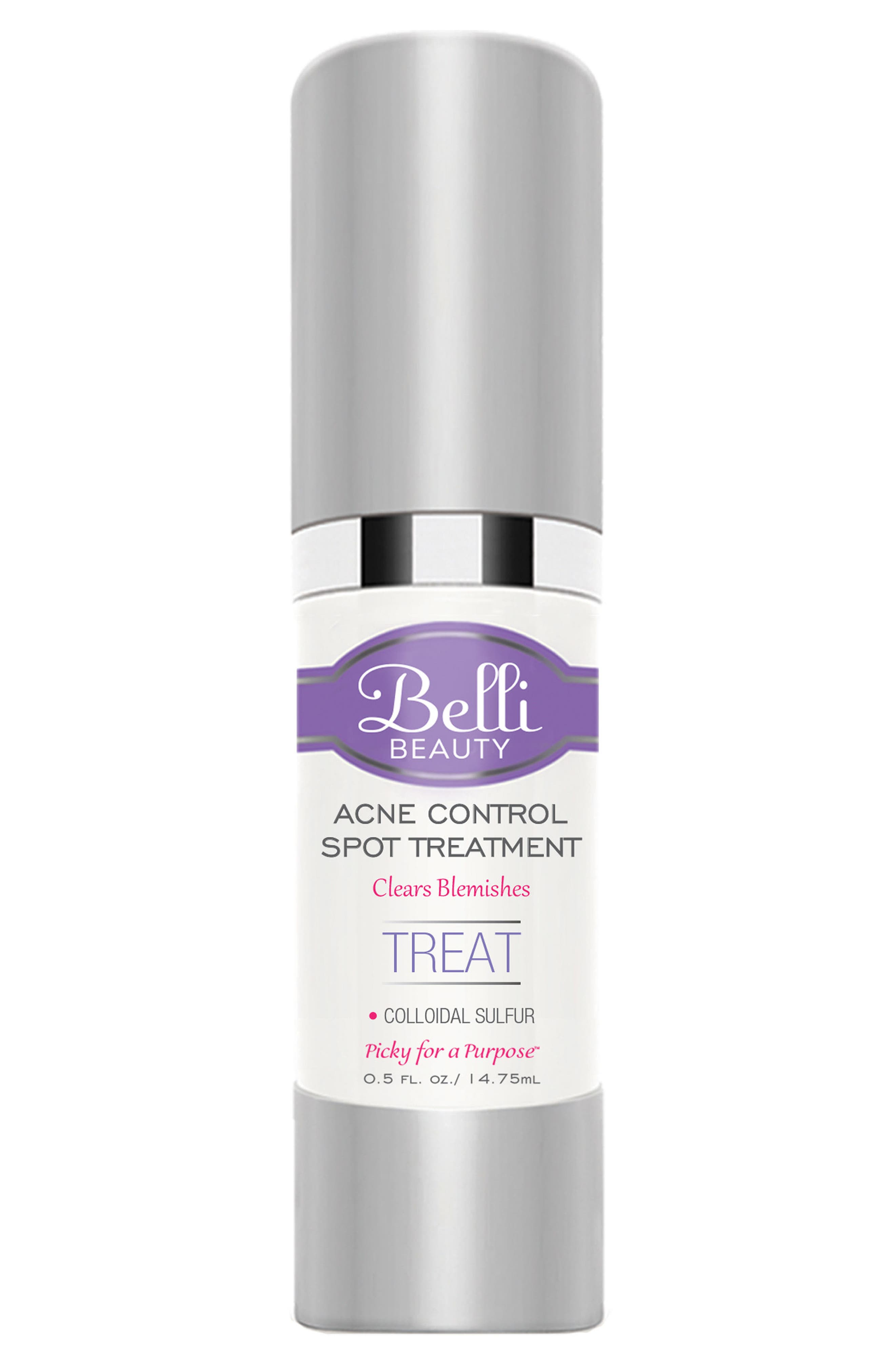 Acne Control Spot Treatment,                         Main,                         color, White
