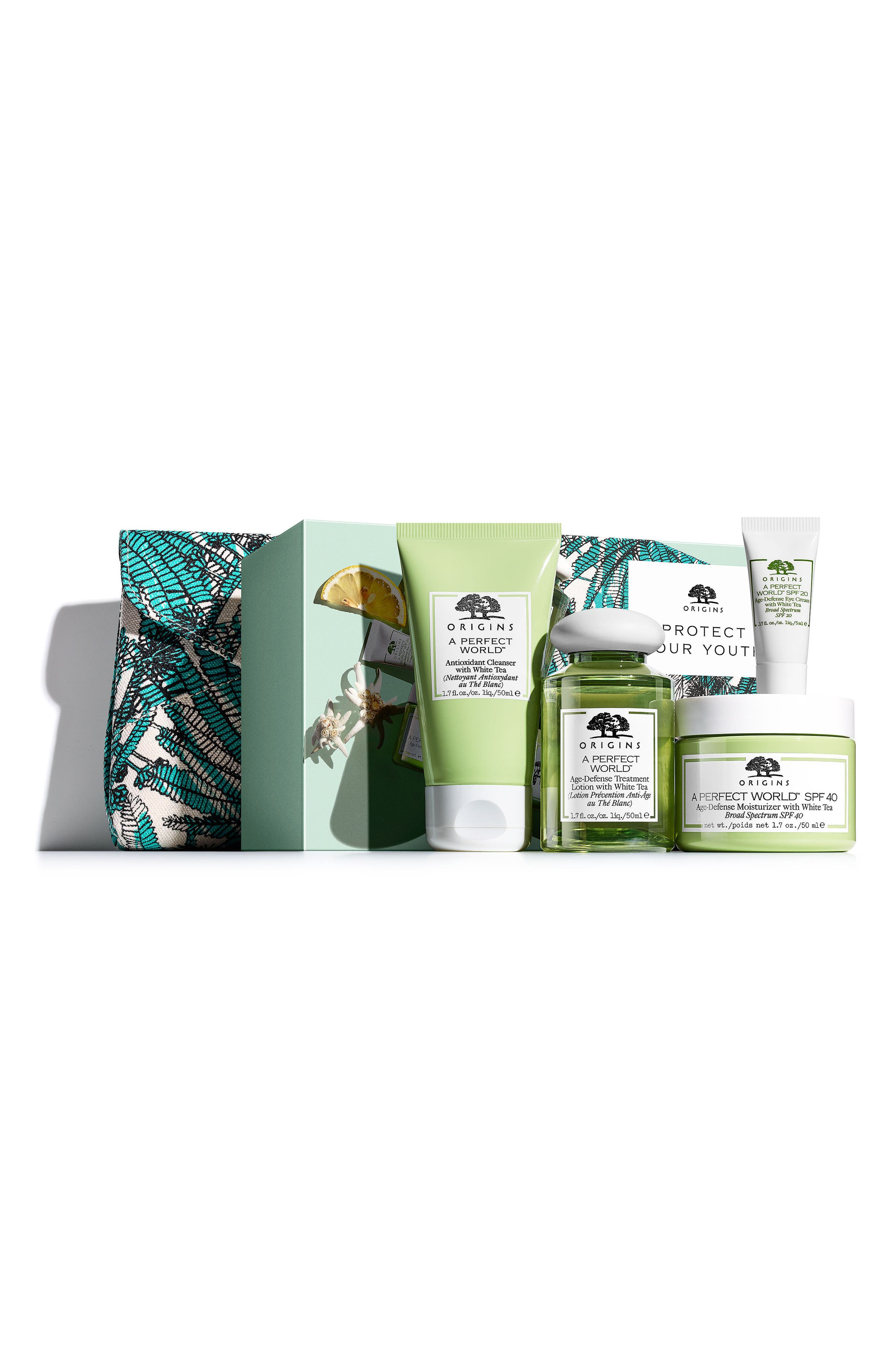 Origins Protect Your Youth Collection ($73 Value)